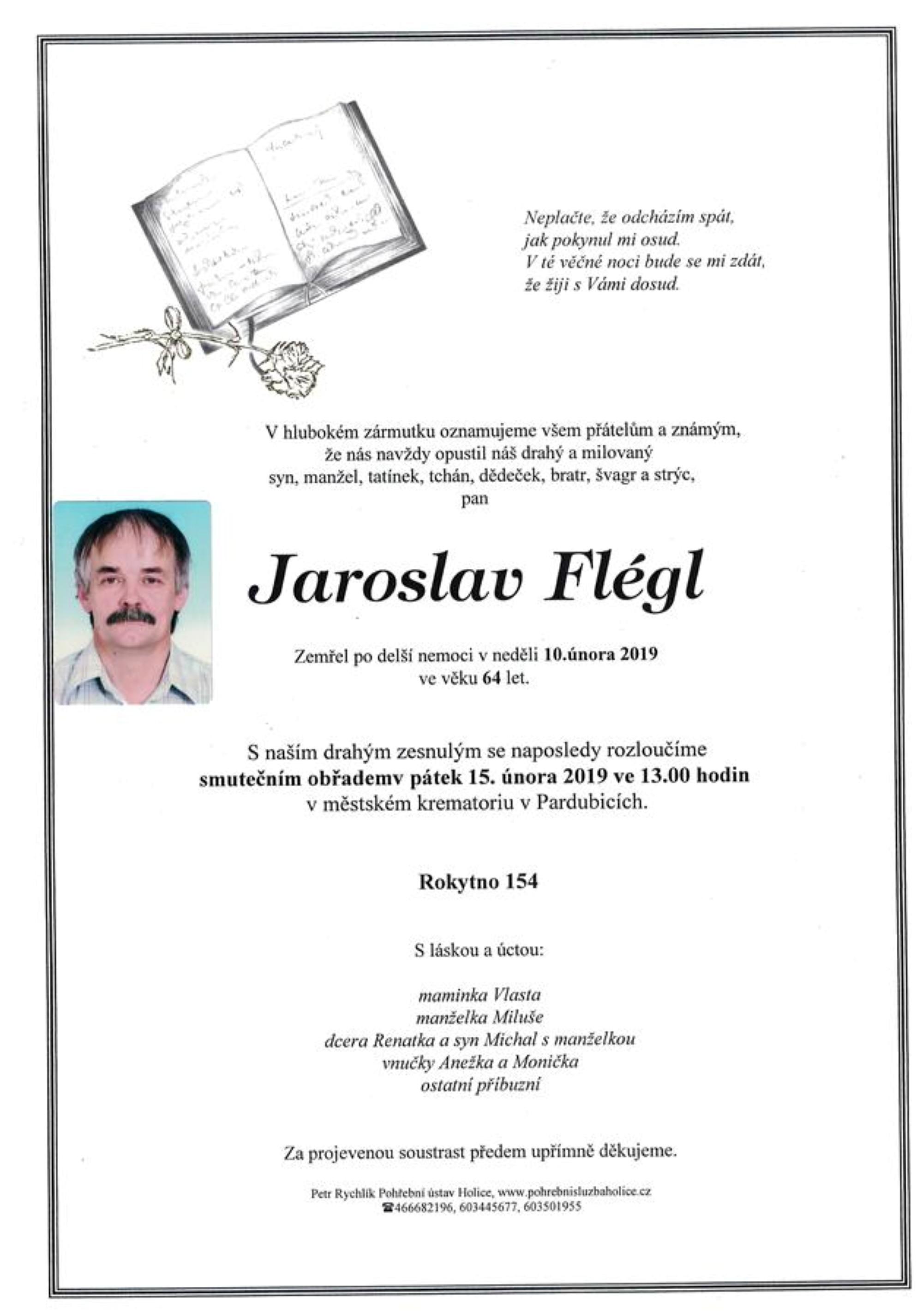 Jaroslav Flégl