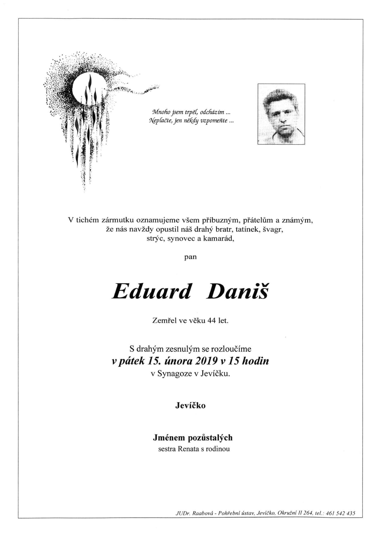 Eduard Daniš