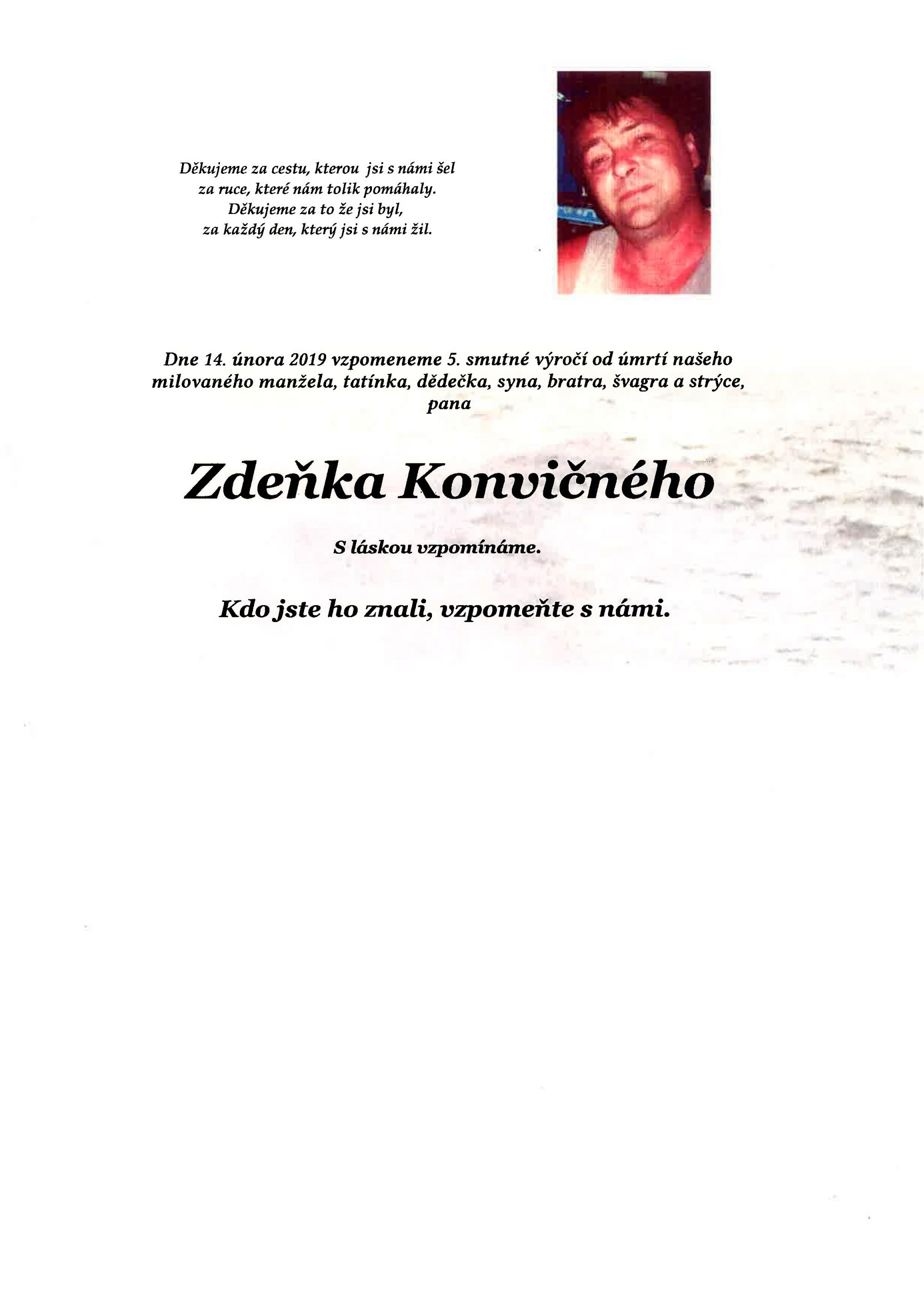 Zdeněk Konvičný