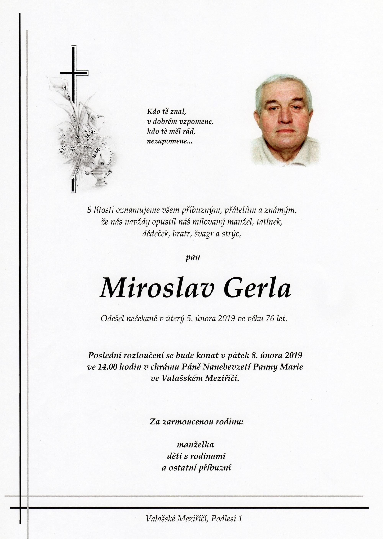 Miroslav Gerla