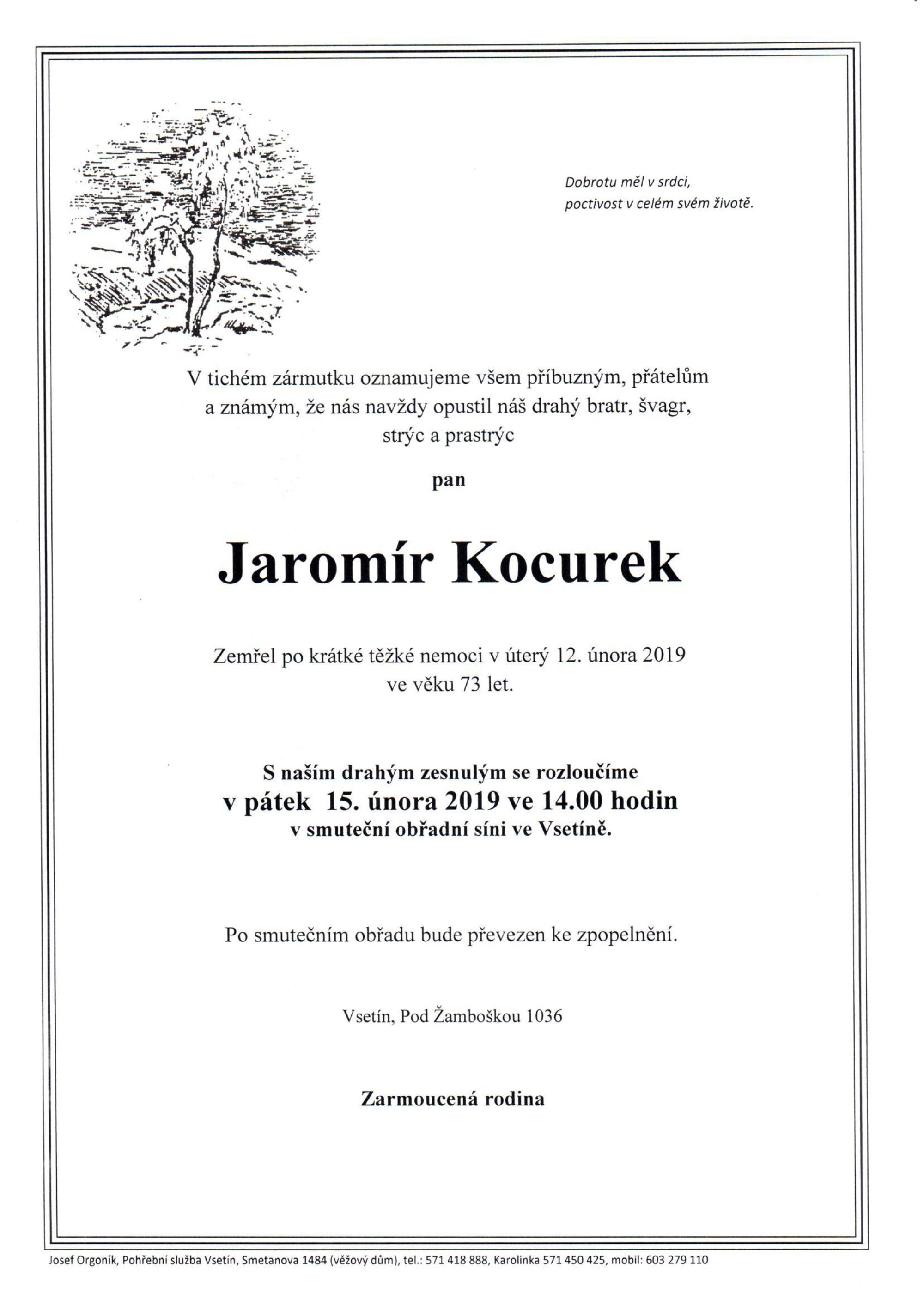 Jaromír Kocurek