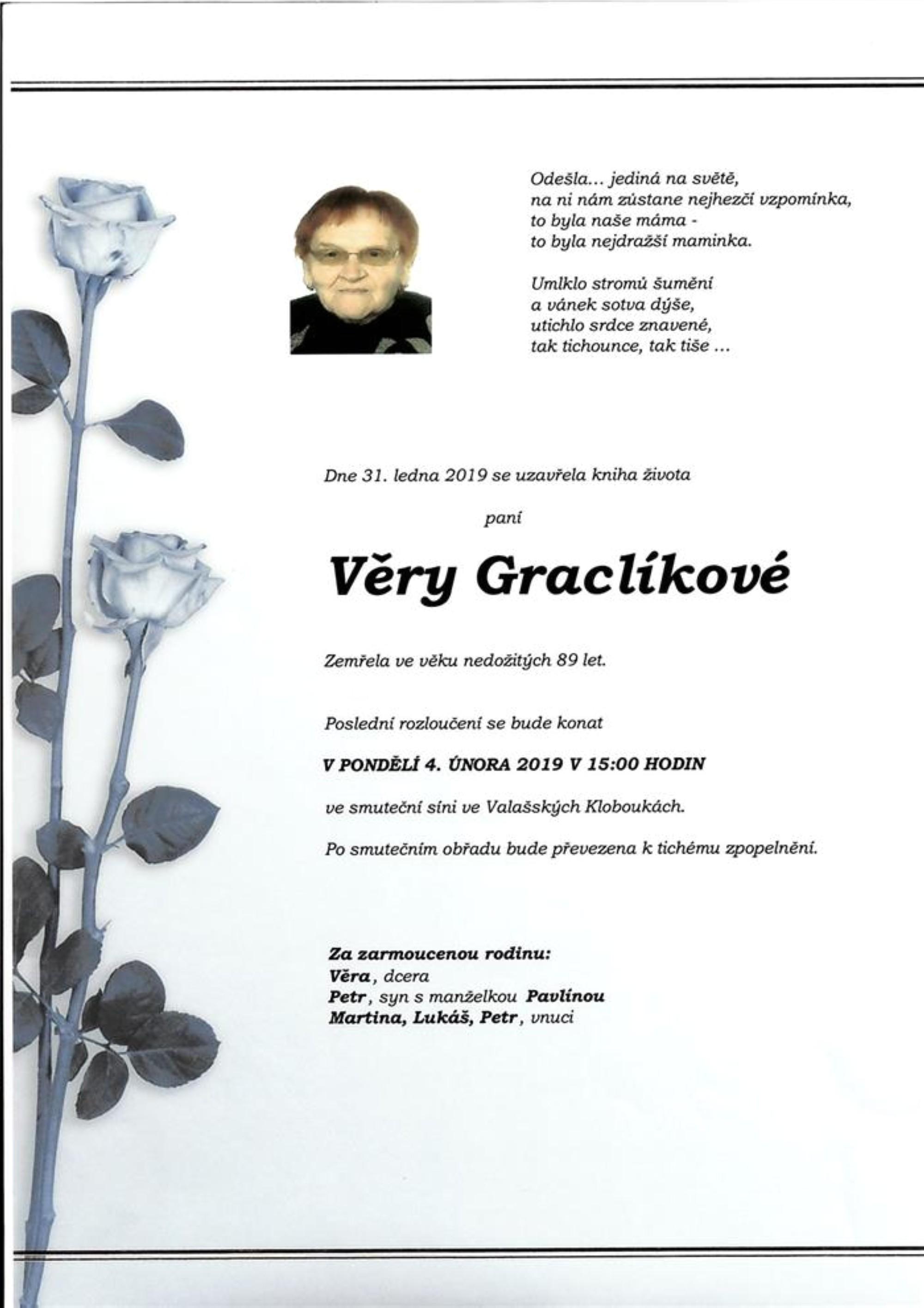 Věra Graclíková