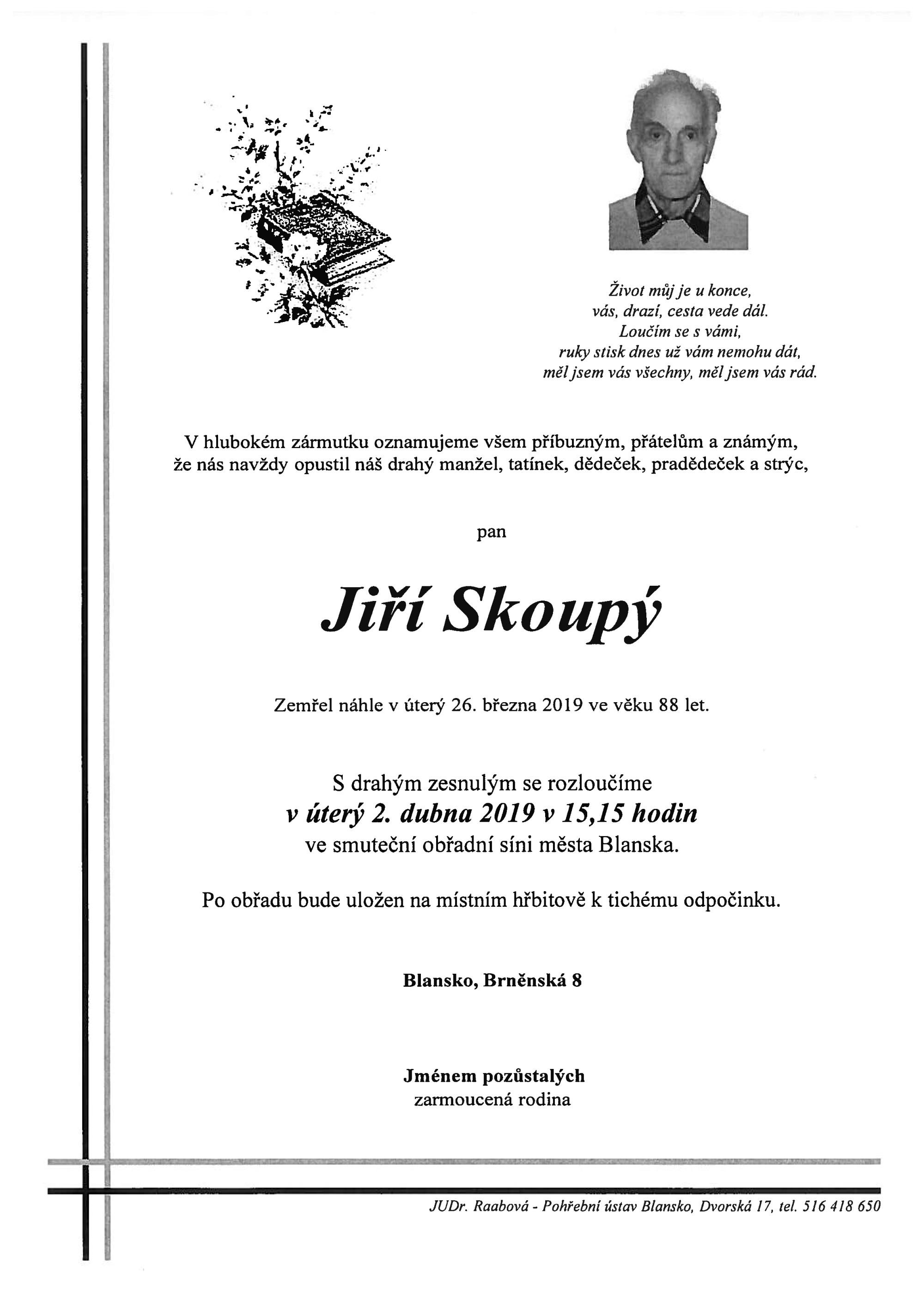 Jiří Skoupý