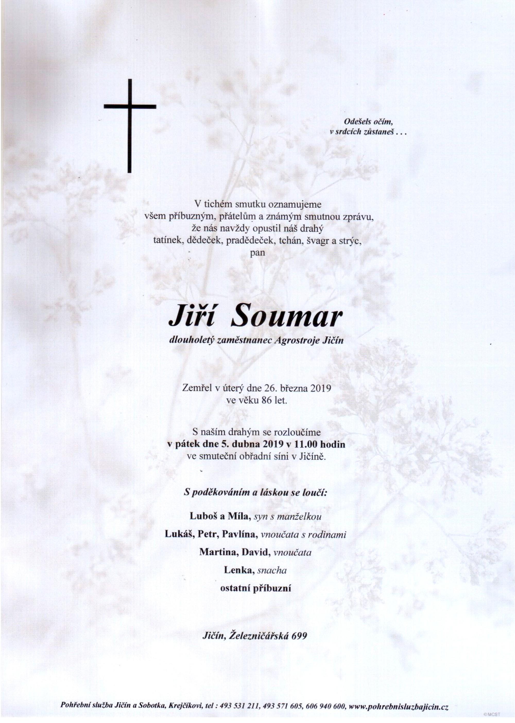 Jiří Soumar