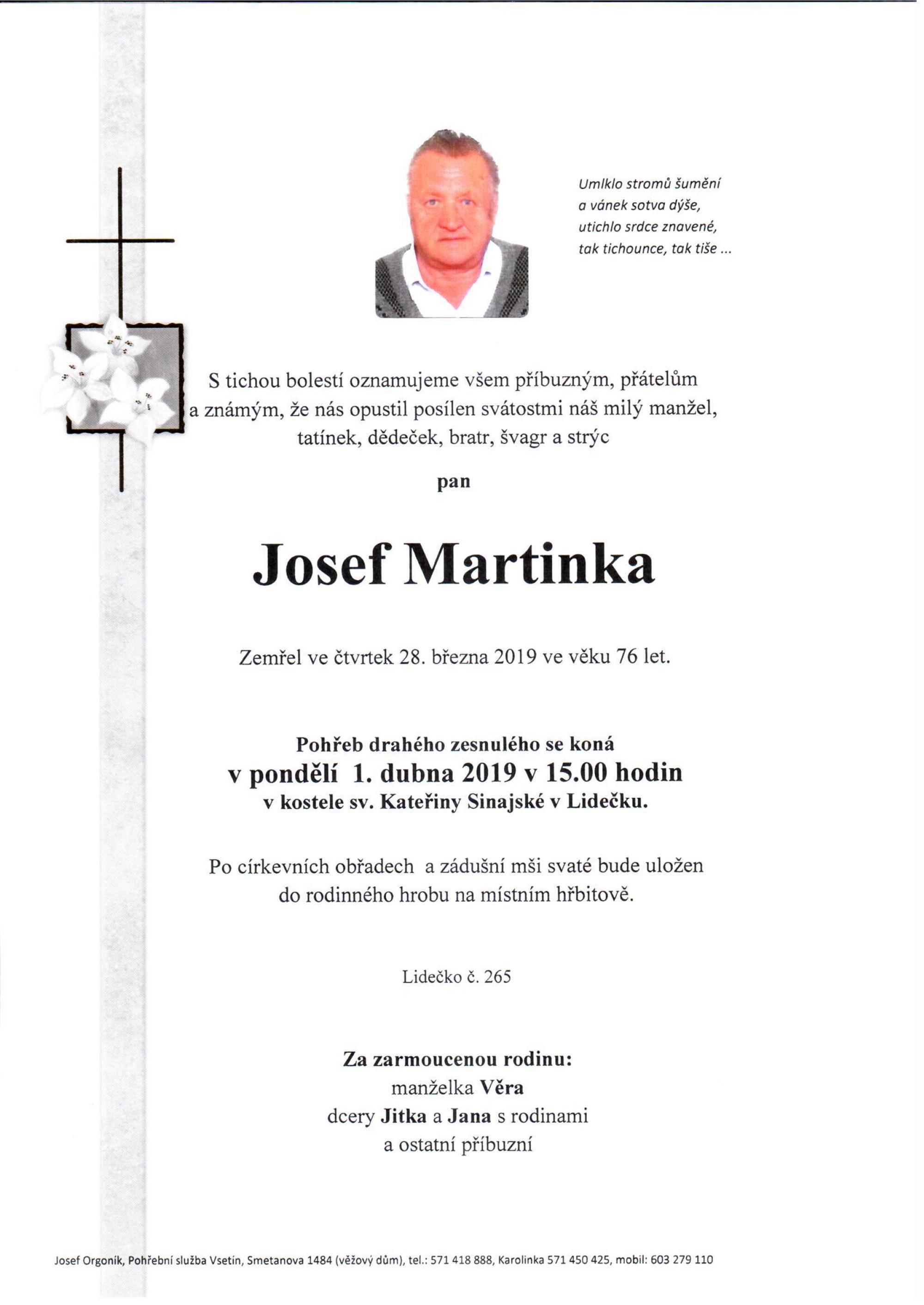 Josef Martinka