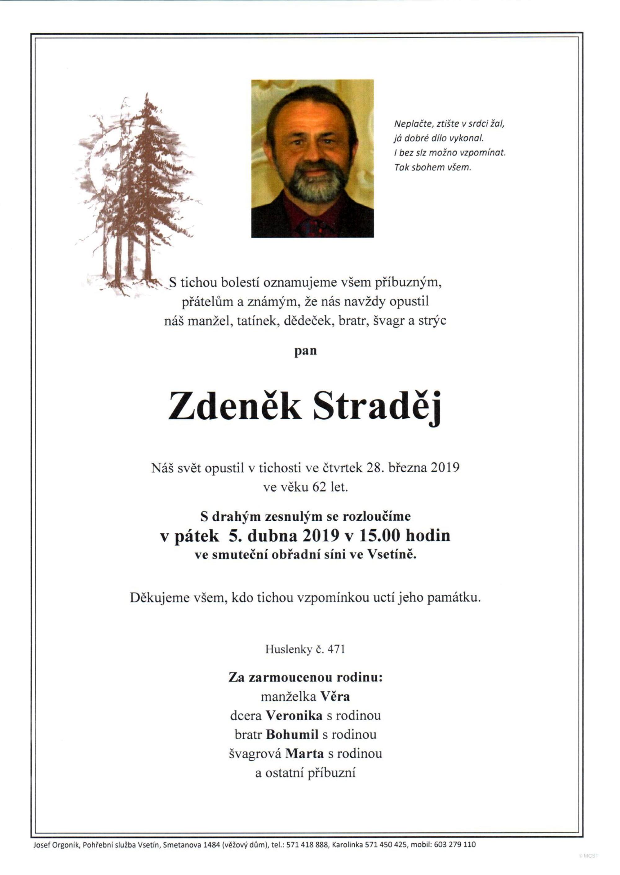 Zdeněk Straděj