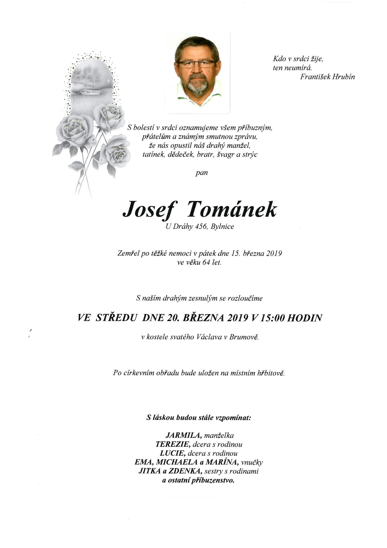 Josef Tománek