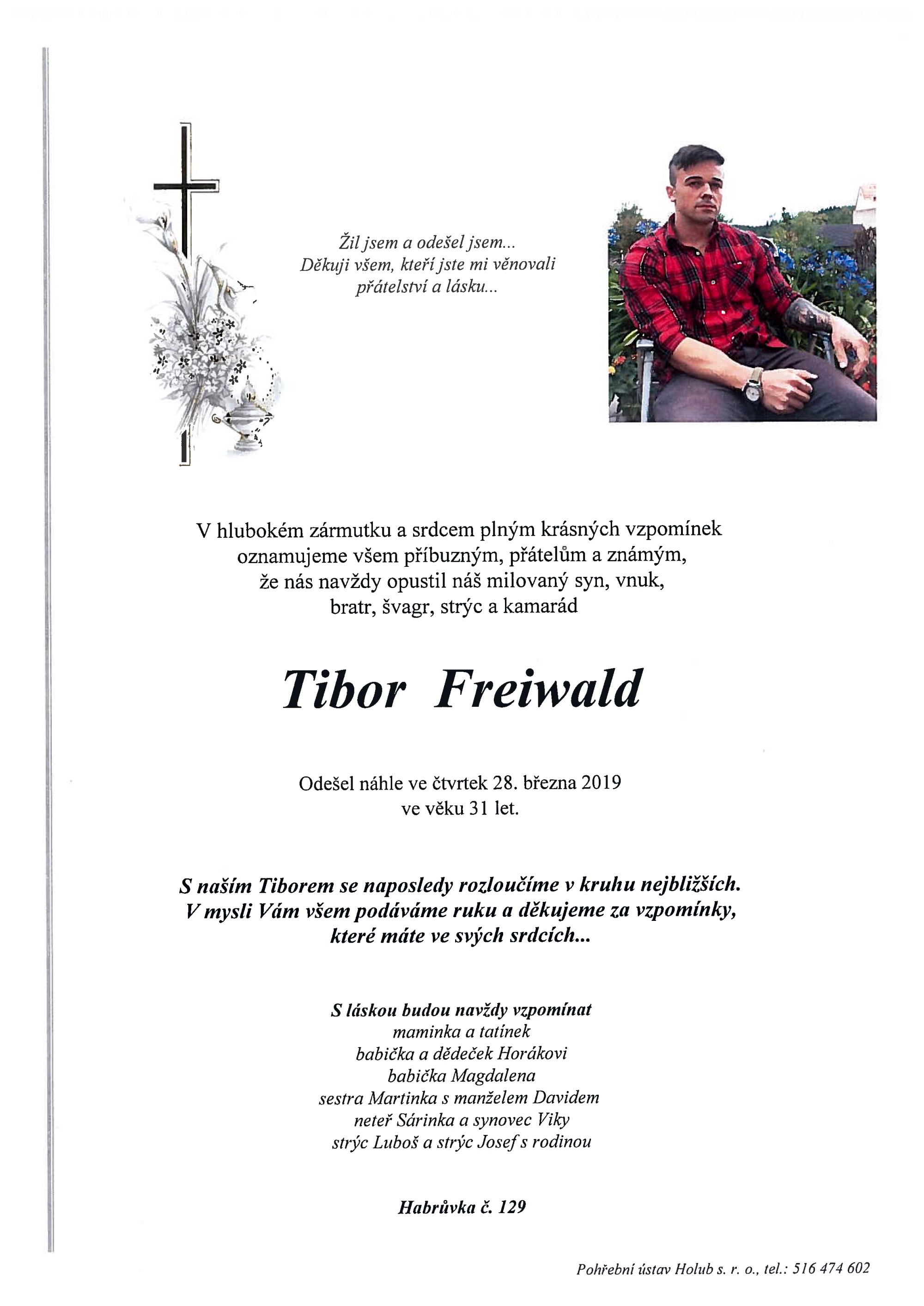 Tibor Freiwald