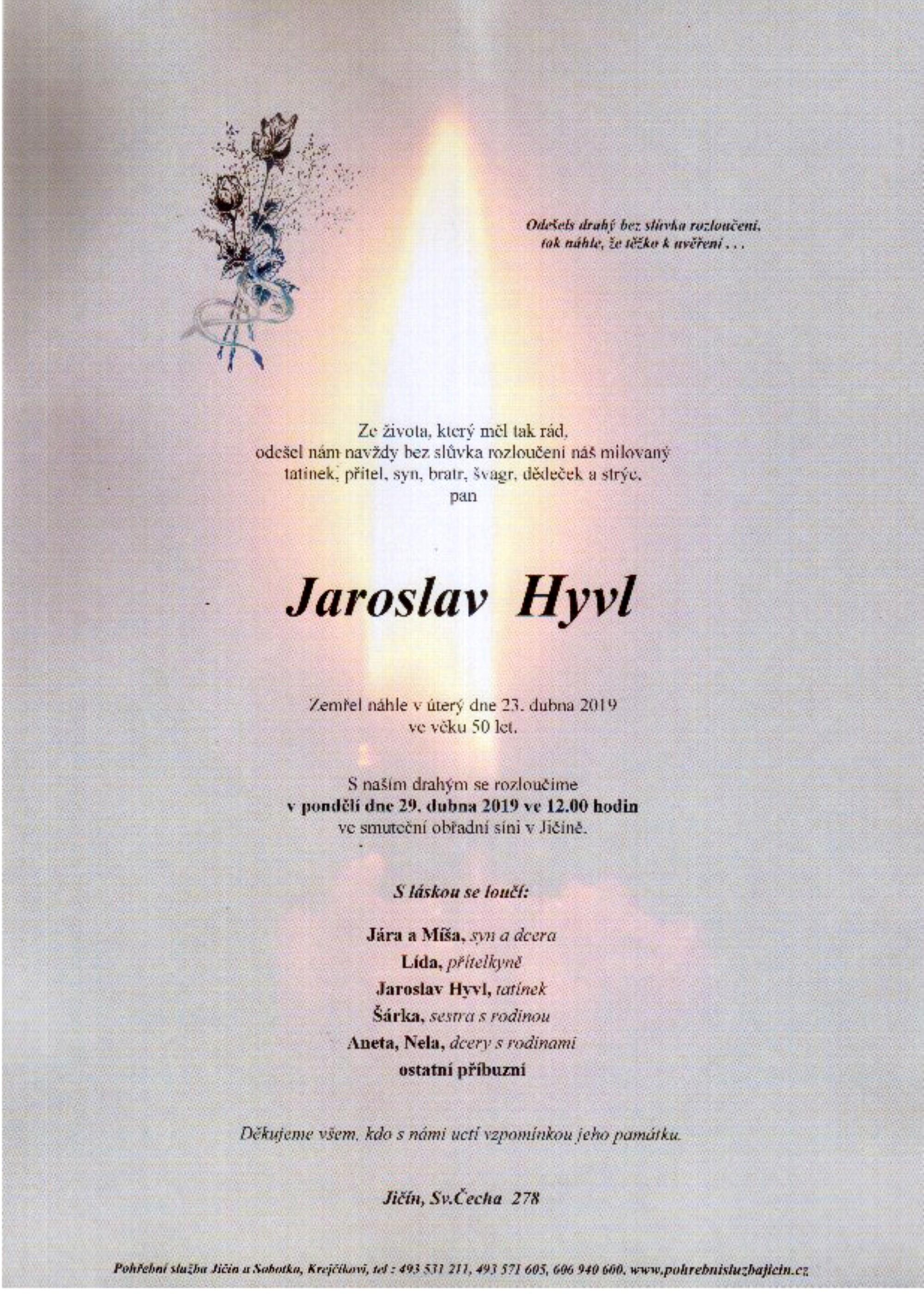 Jaroslav Hyvl