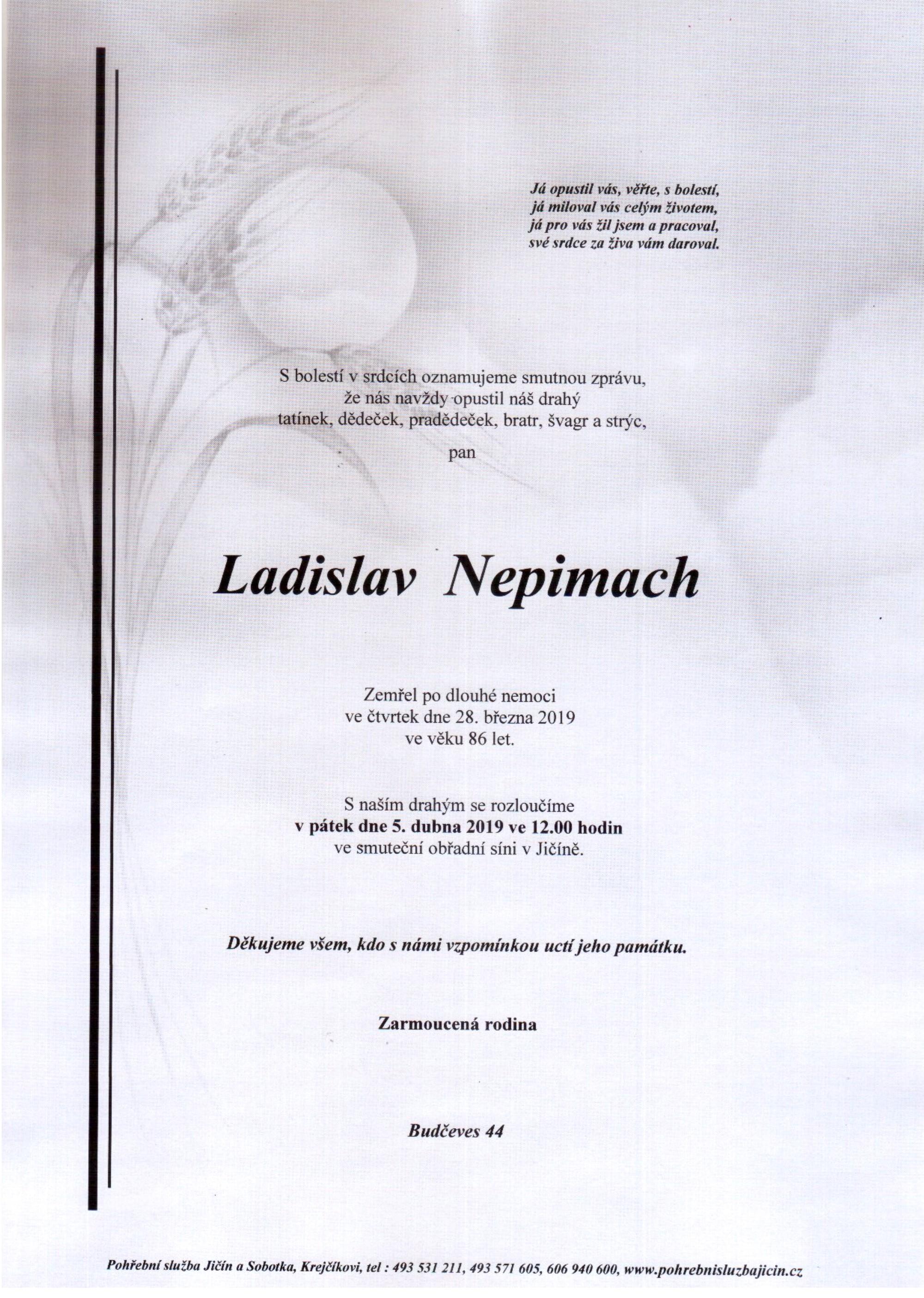 Ladislav Nepimach