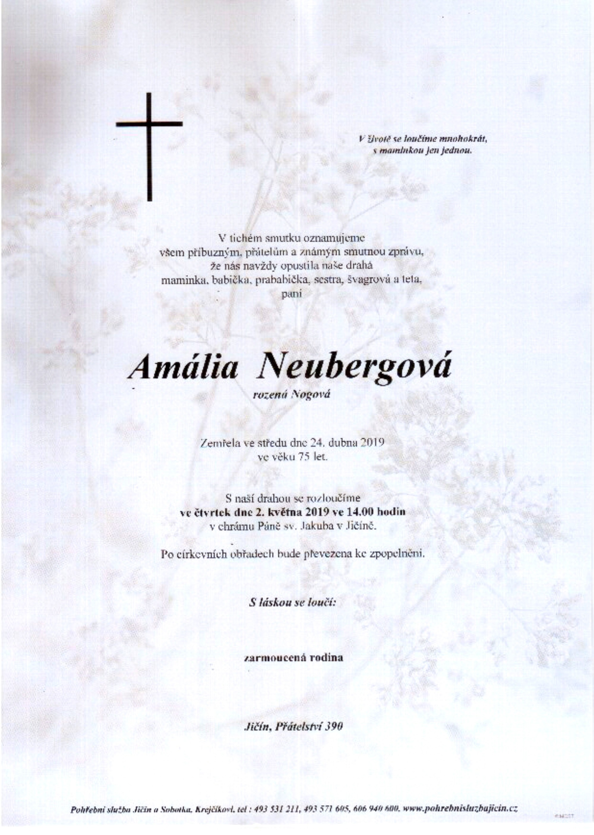 Amália Neubergová