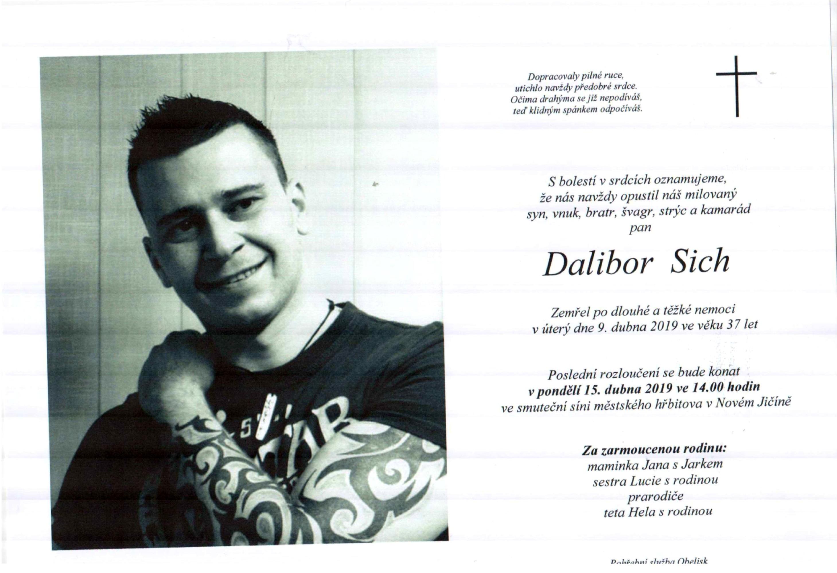 Dalibor Sich
