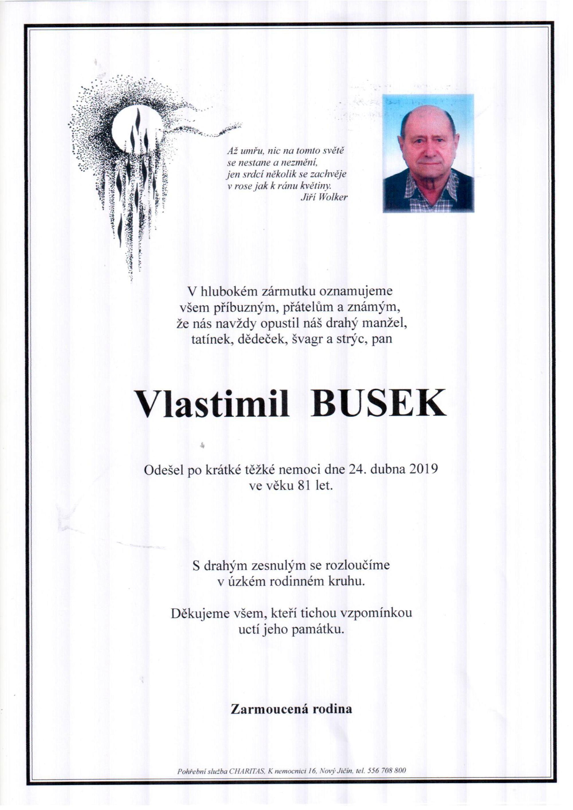 Vlastimil Busek