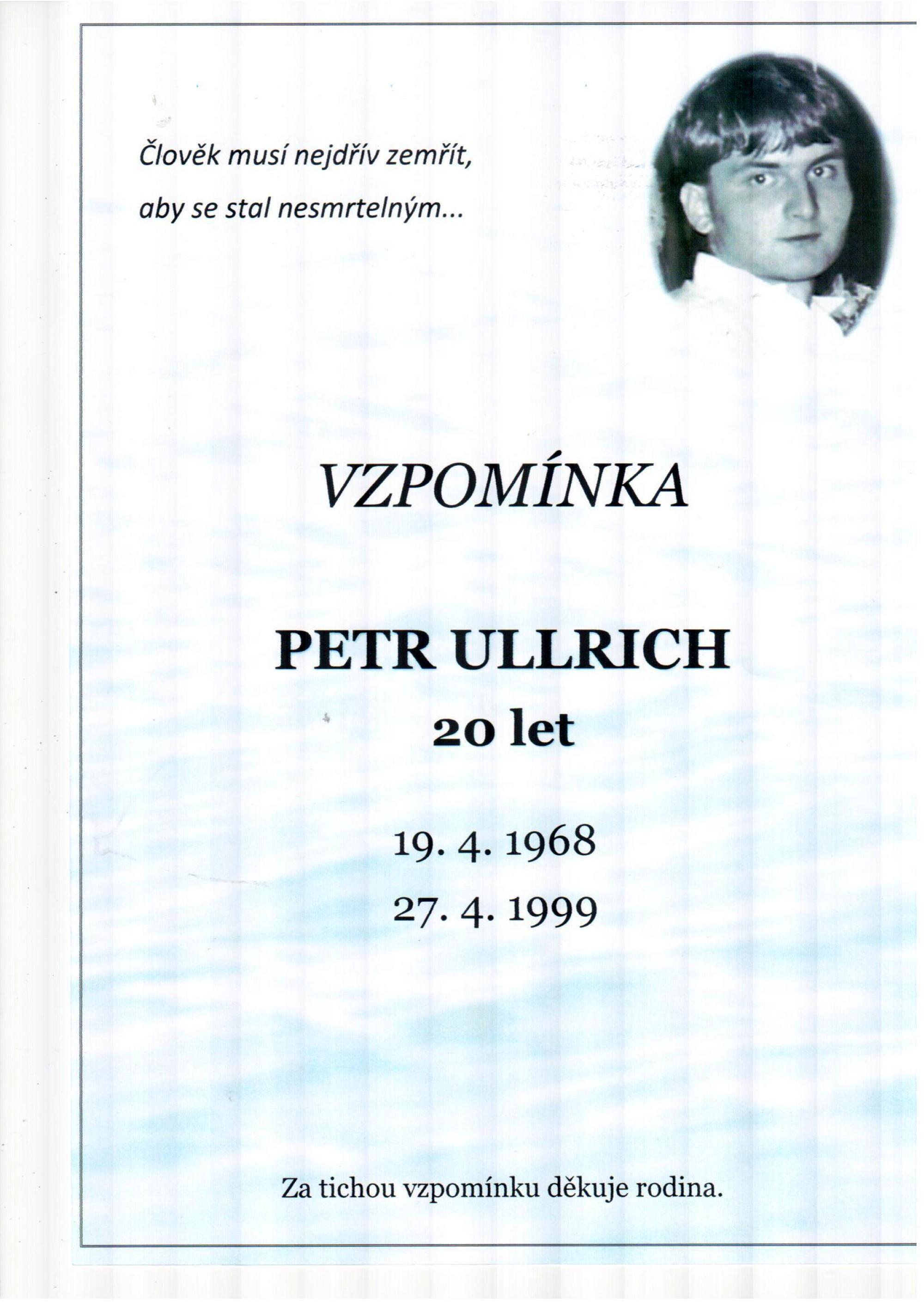 Petr Ullrich