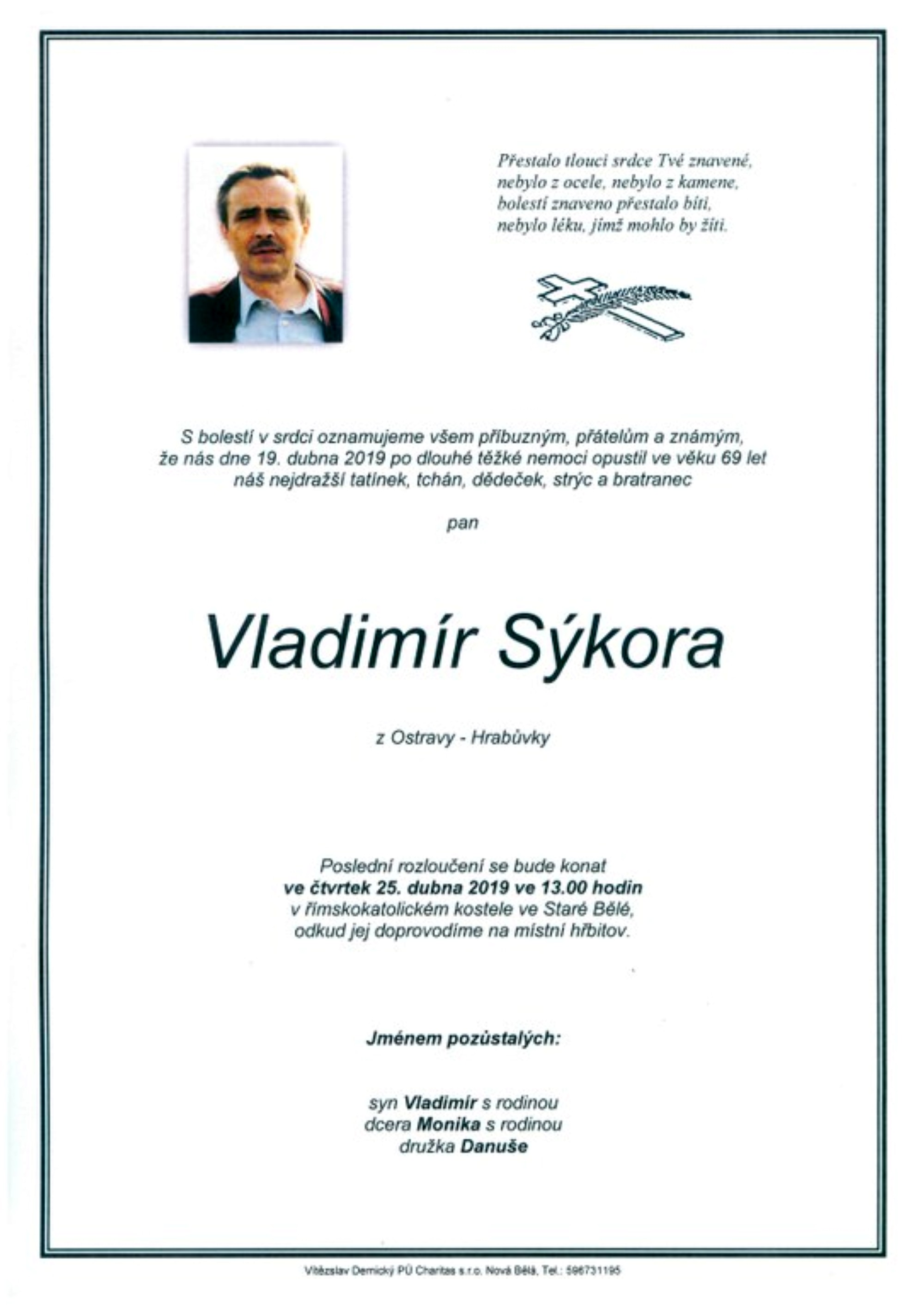 Vladimír Sýkora