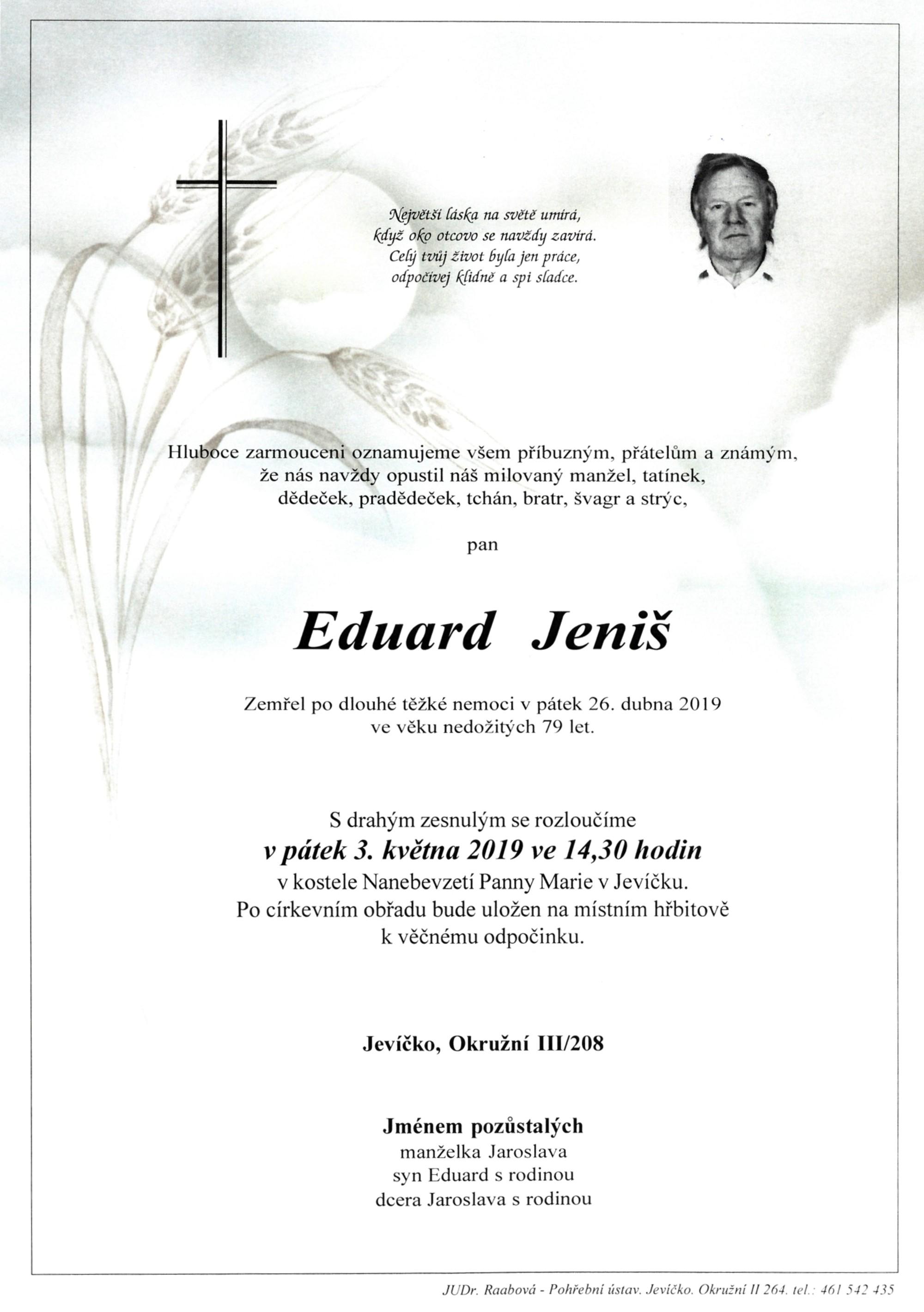 Eduard Jeniš