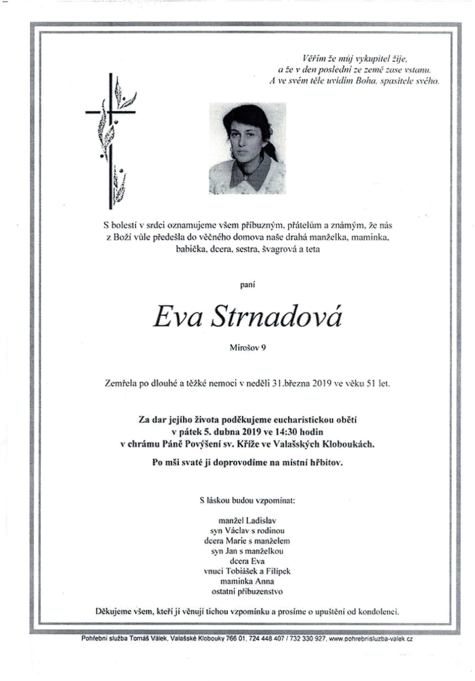 Eva Strnadová