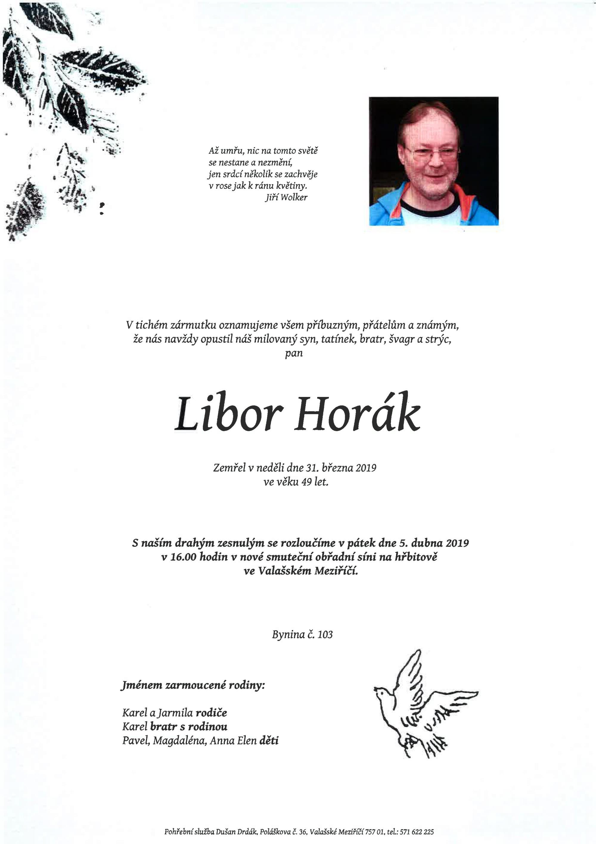 Libor Horák