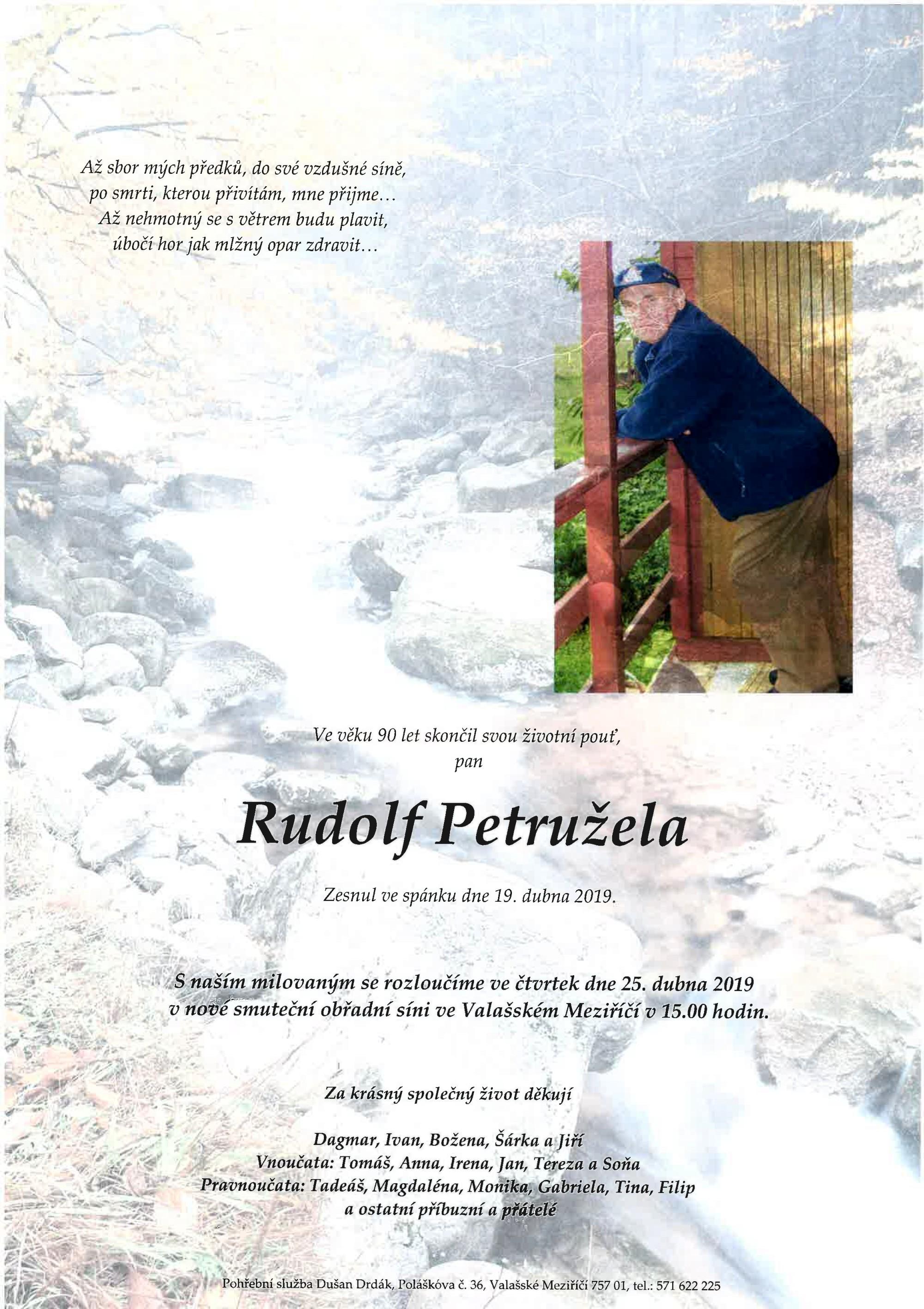 Rudolf Petružela