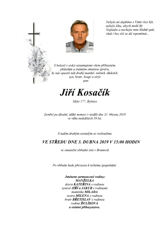 Jiří Kosačík