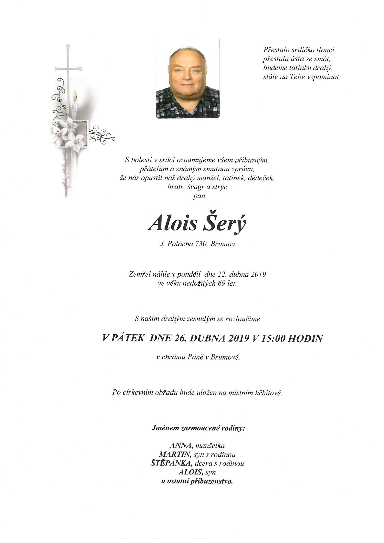 Alois Šerý