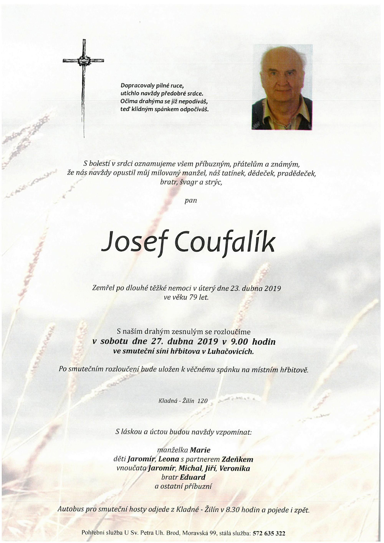 Josef Coufalík