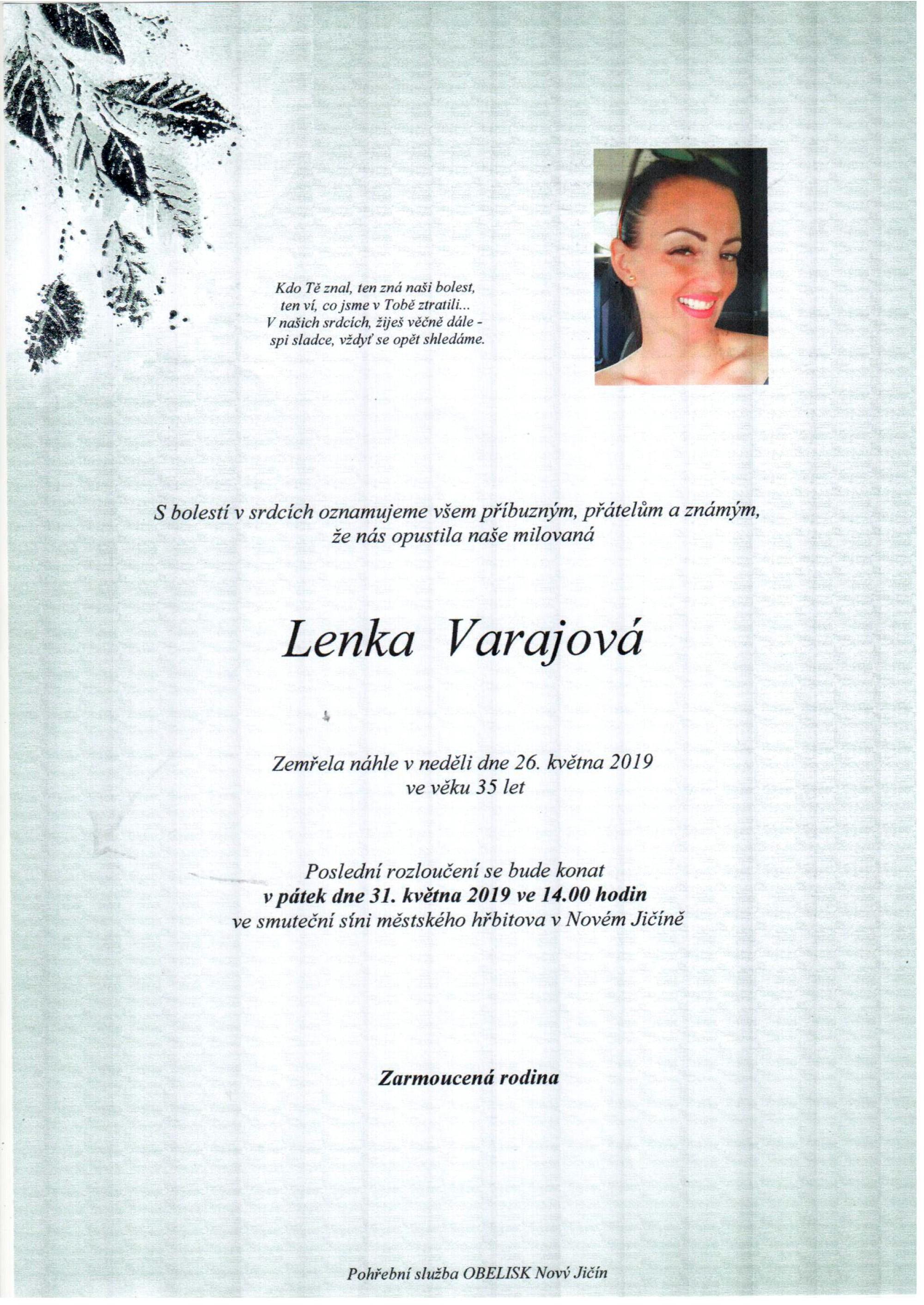 Lenka Varajová