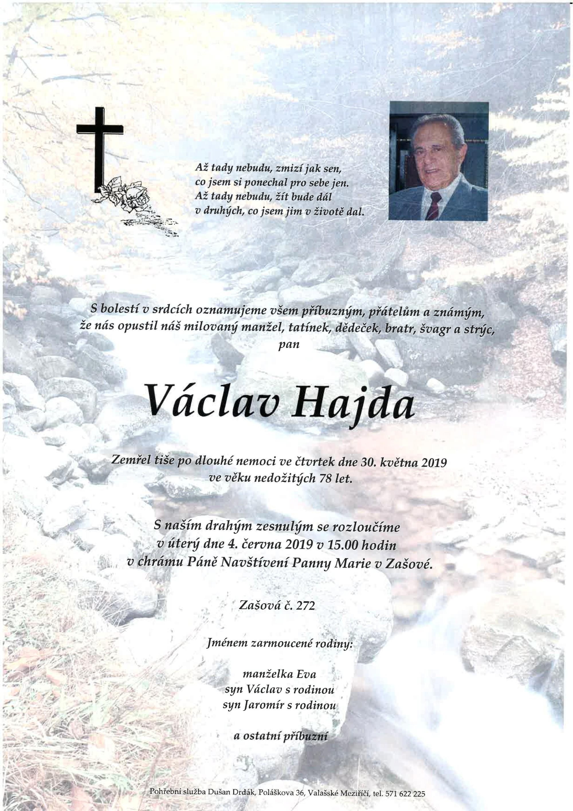 Václav Hajda