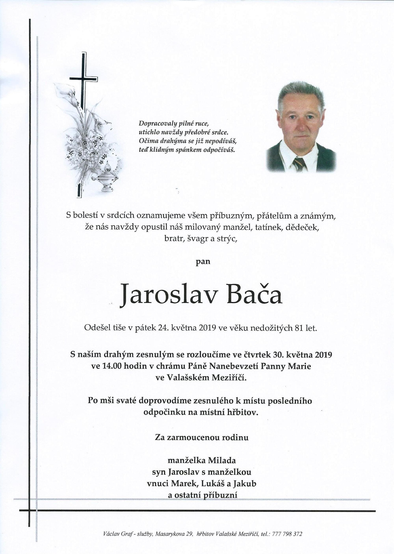 Jaroslav Bača