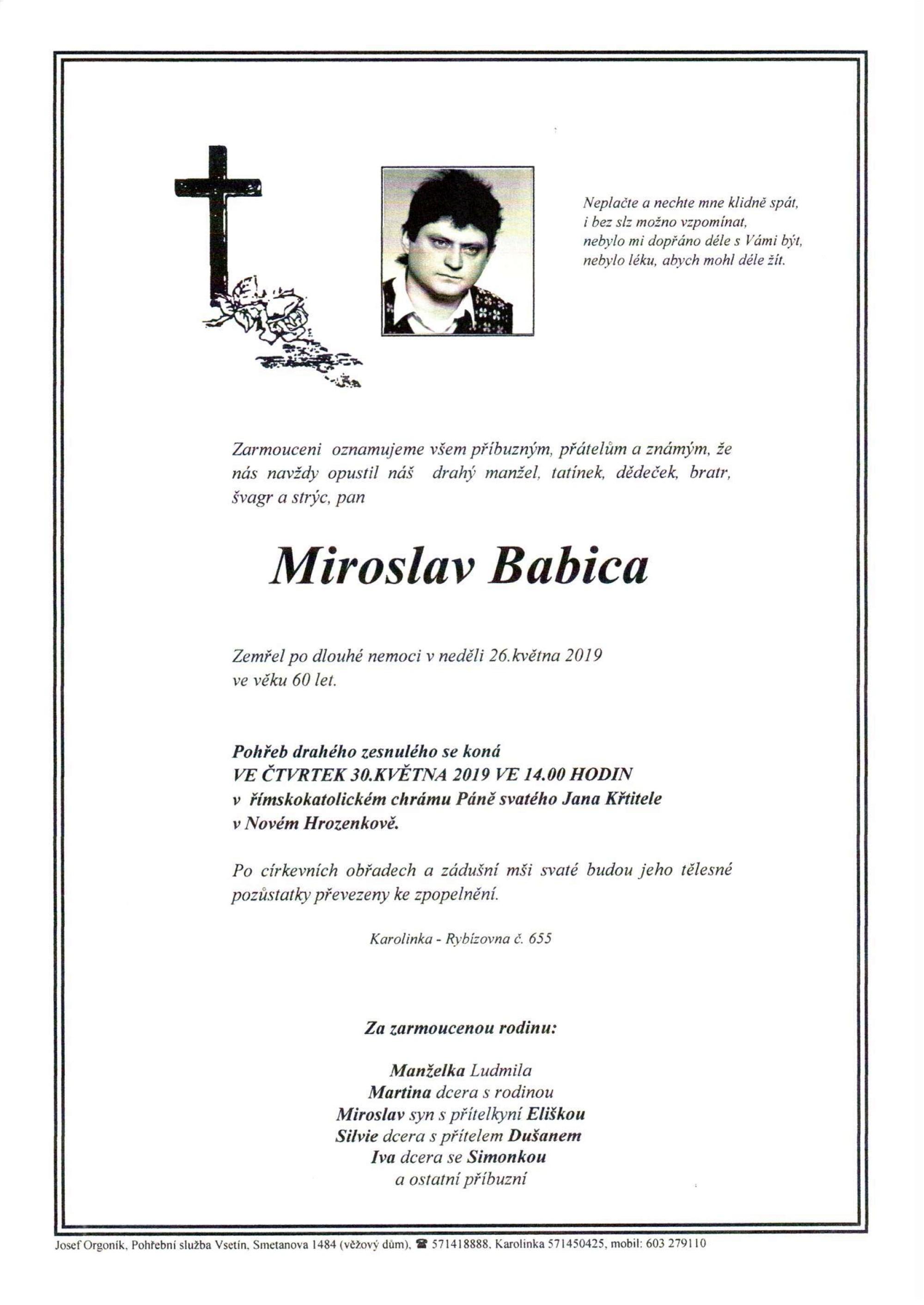 Miroslav Babica