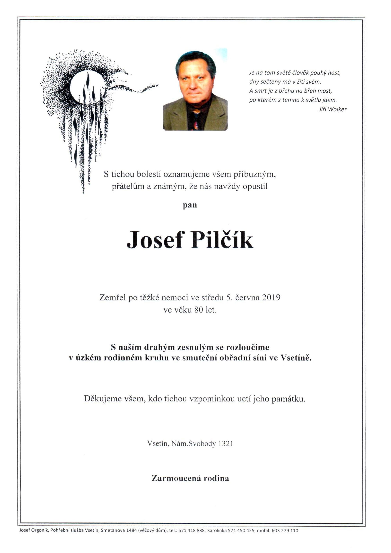 Josef Pilčík