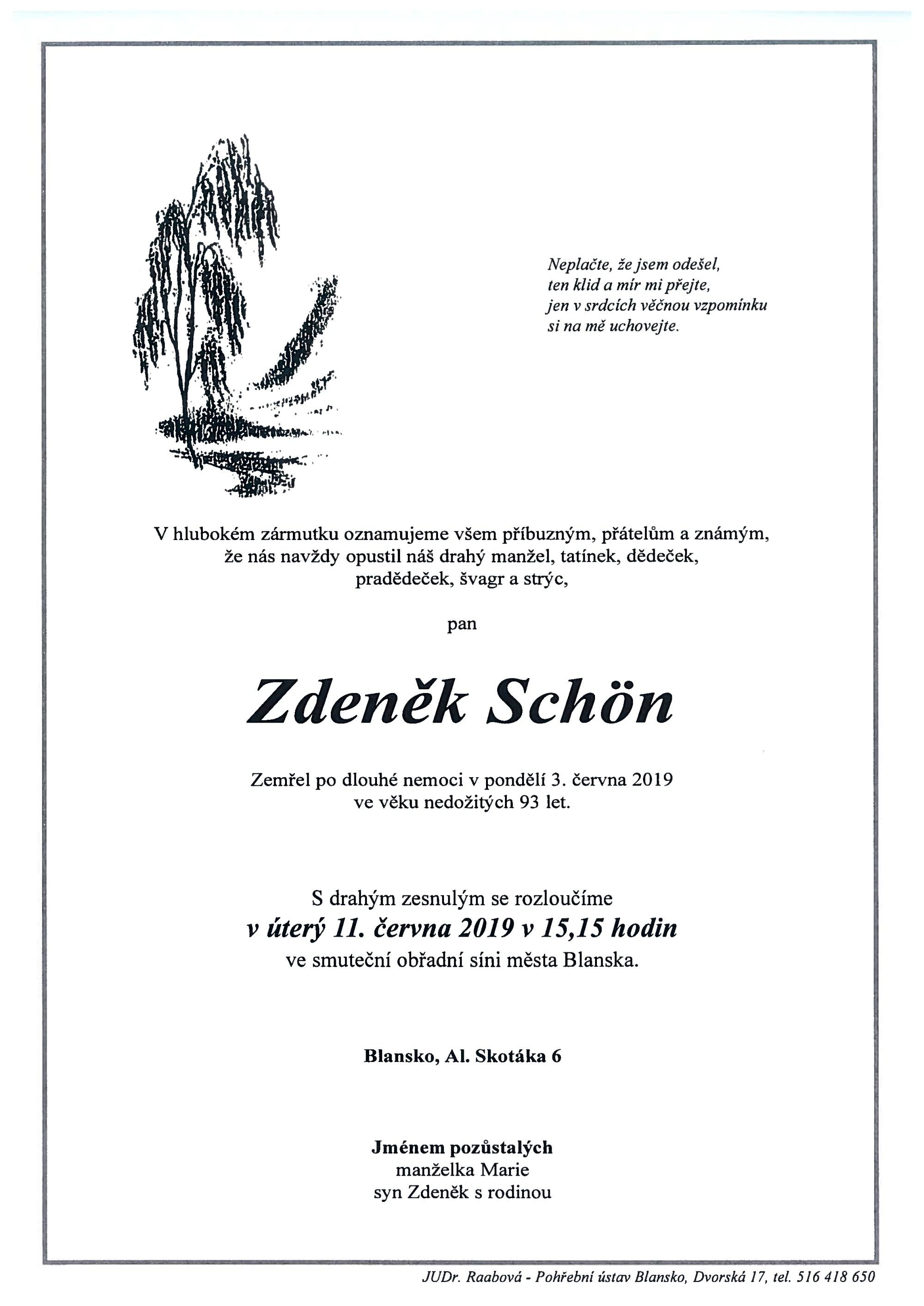 Zdeněk Schön