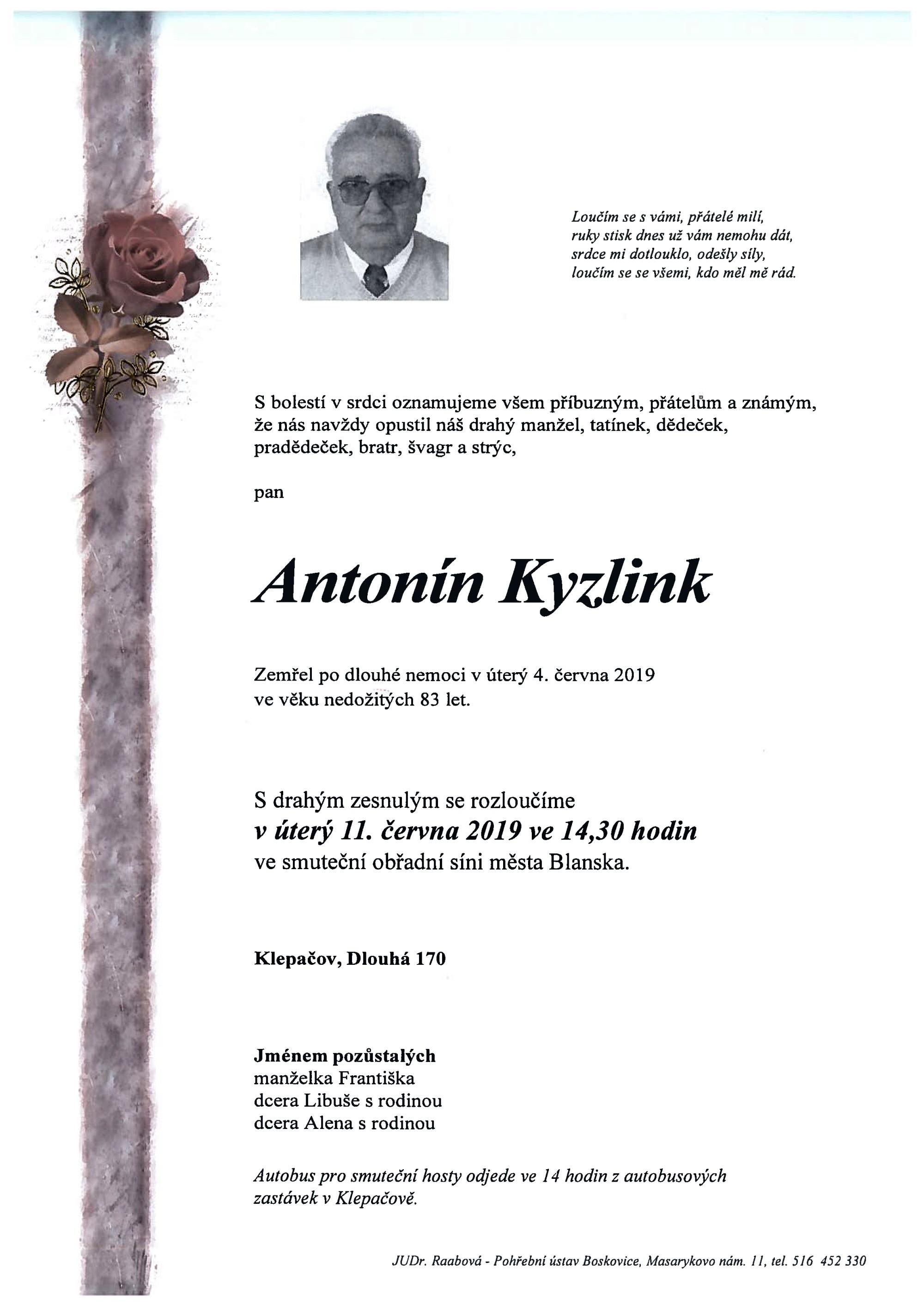 Antonín Kyzlink