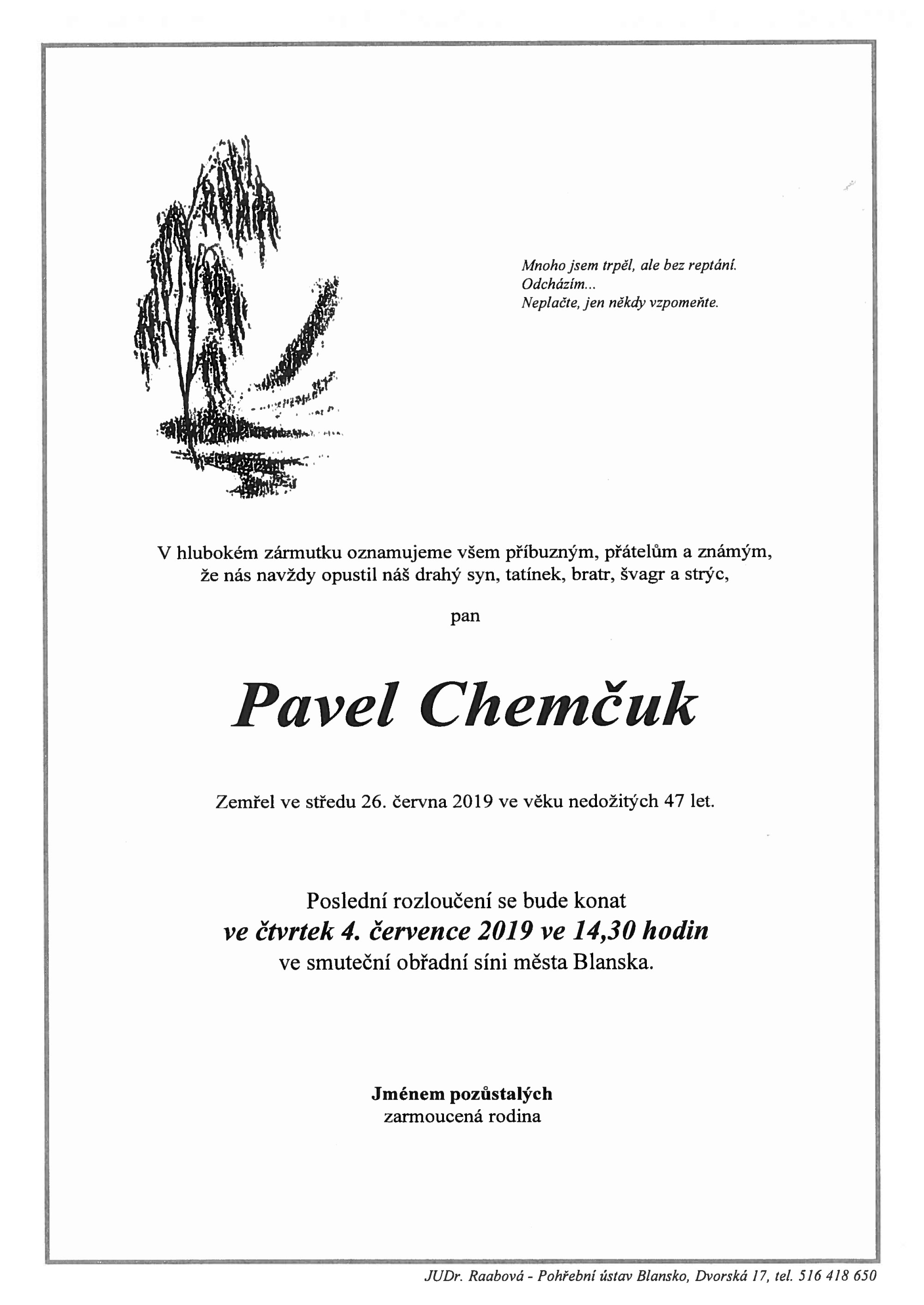 Pavel Chemčuk