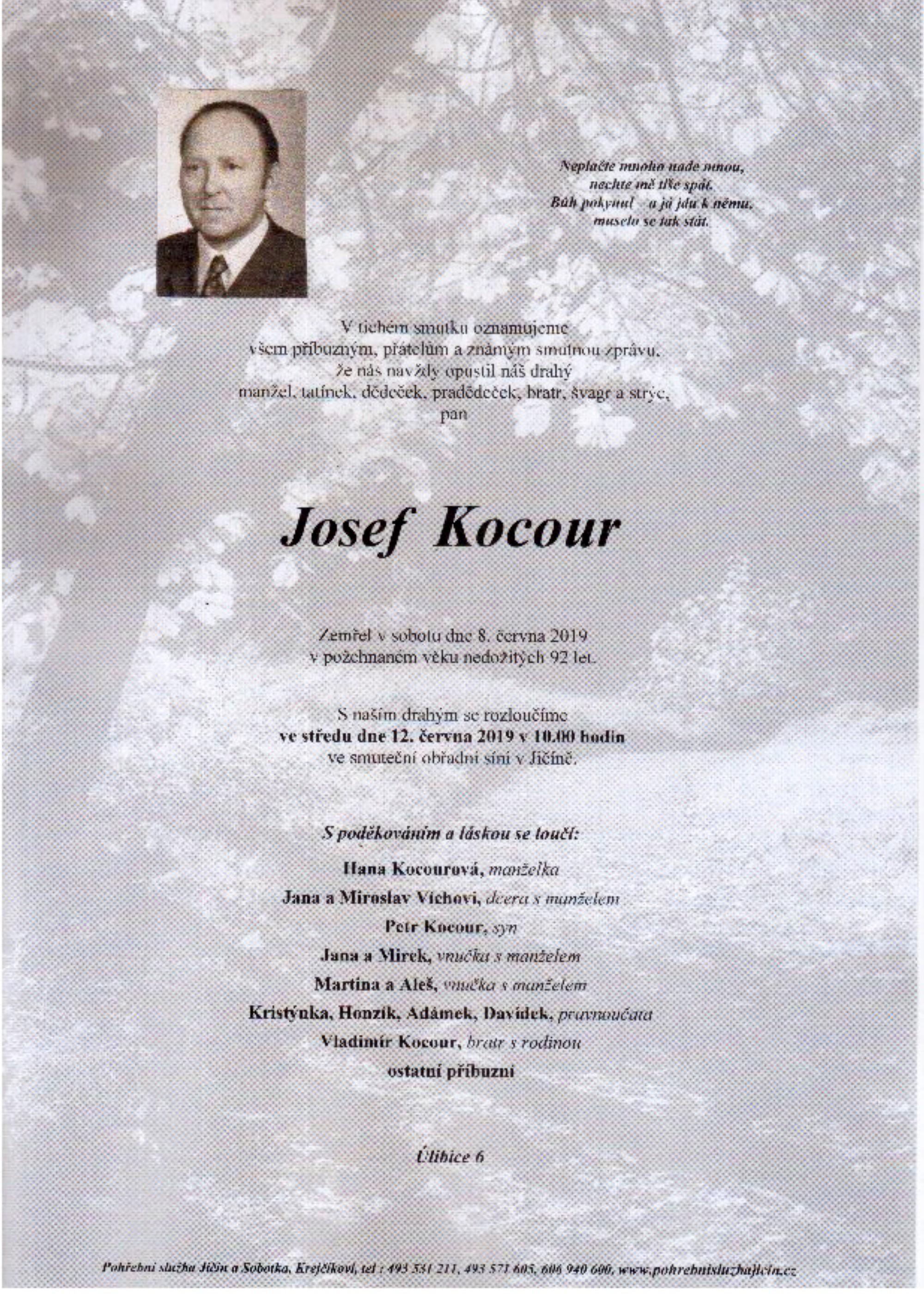 Josef Kocour