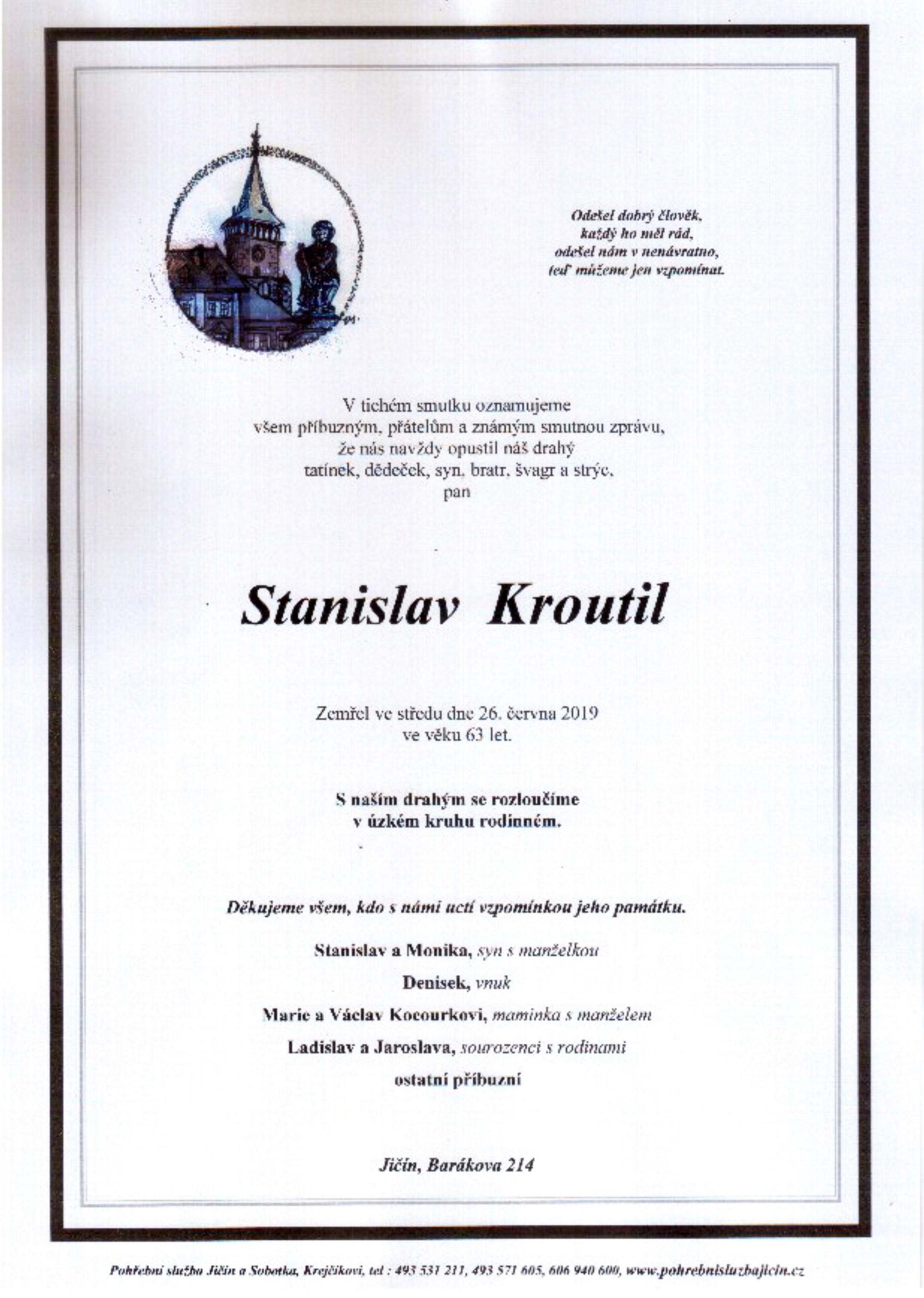 Stanislav Kroutil