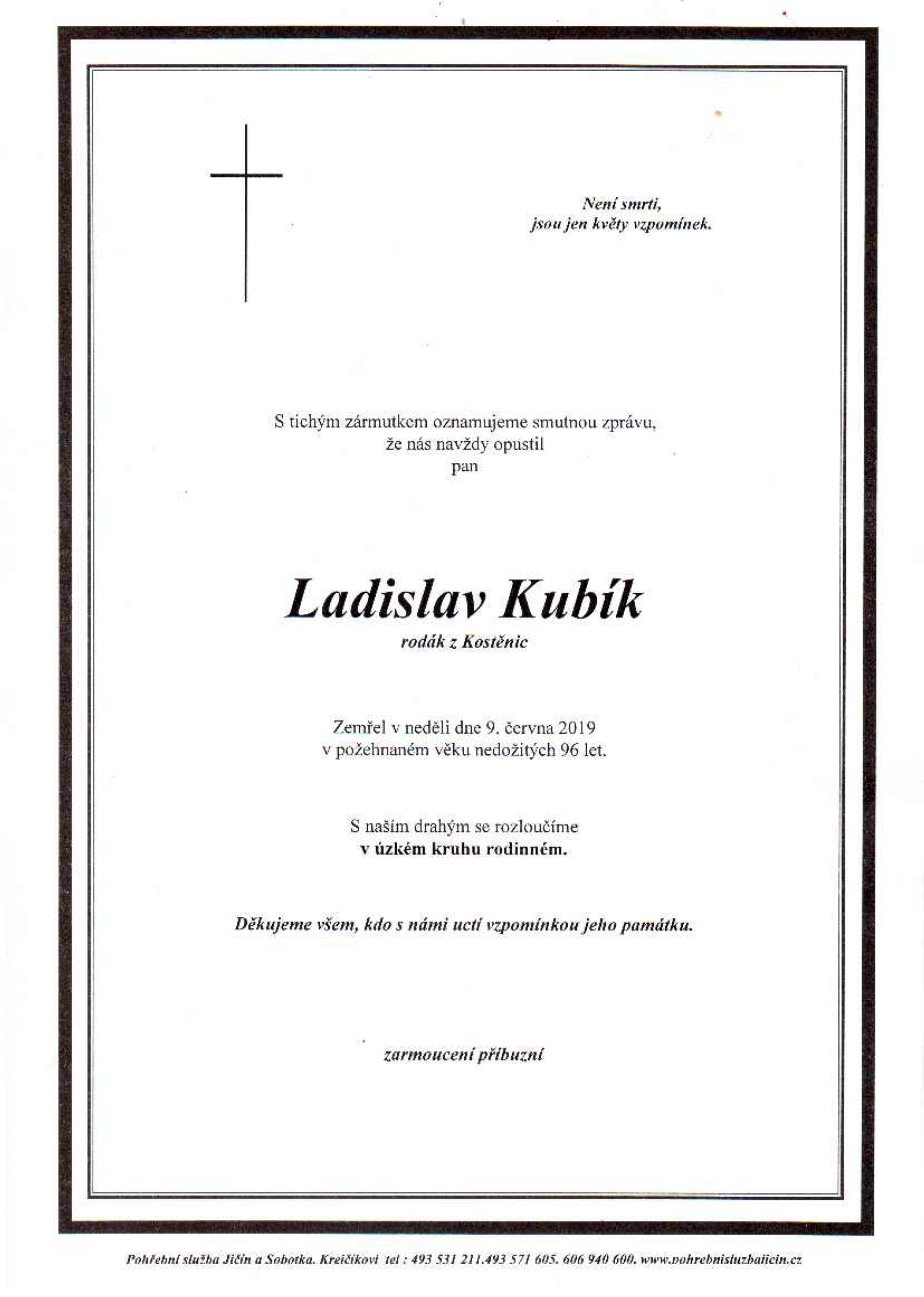 Ladislav Kubík