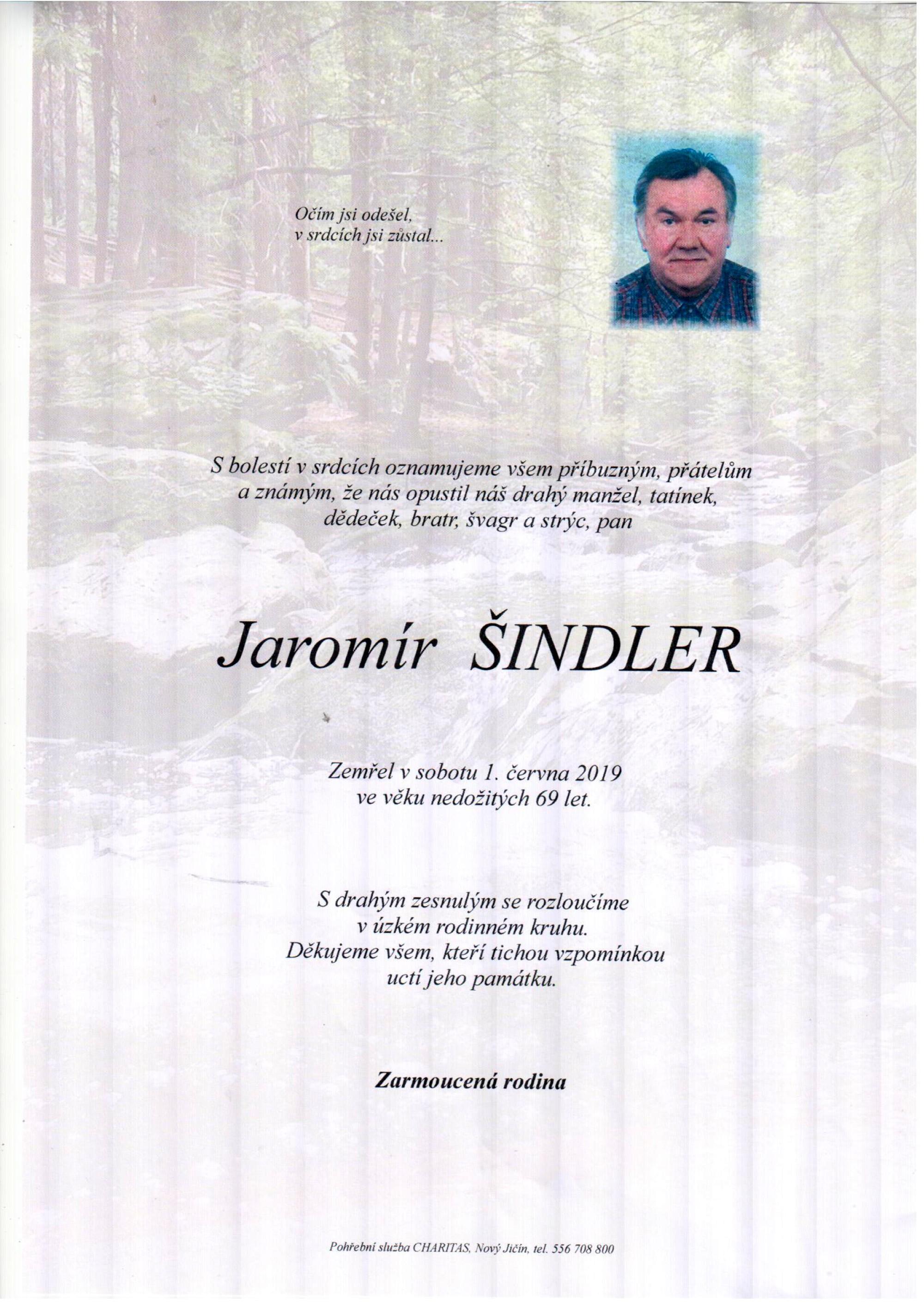 Jaromír Šindler