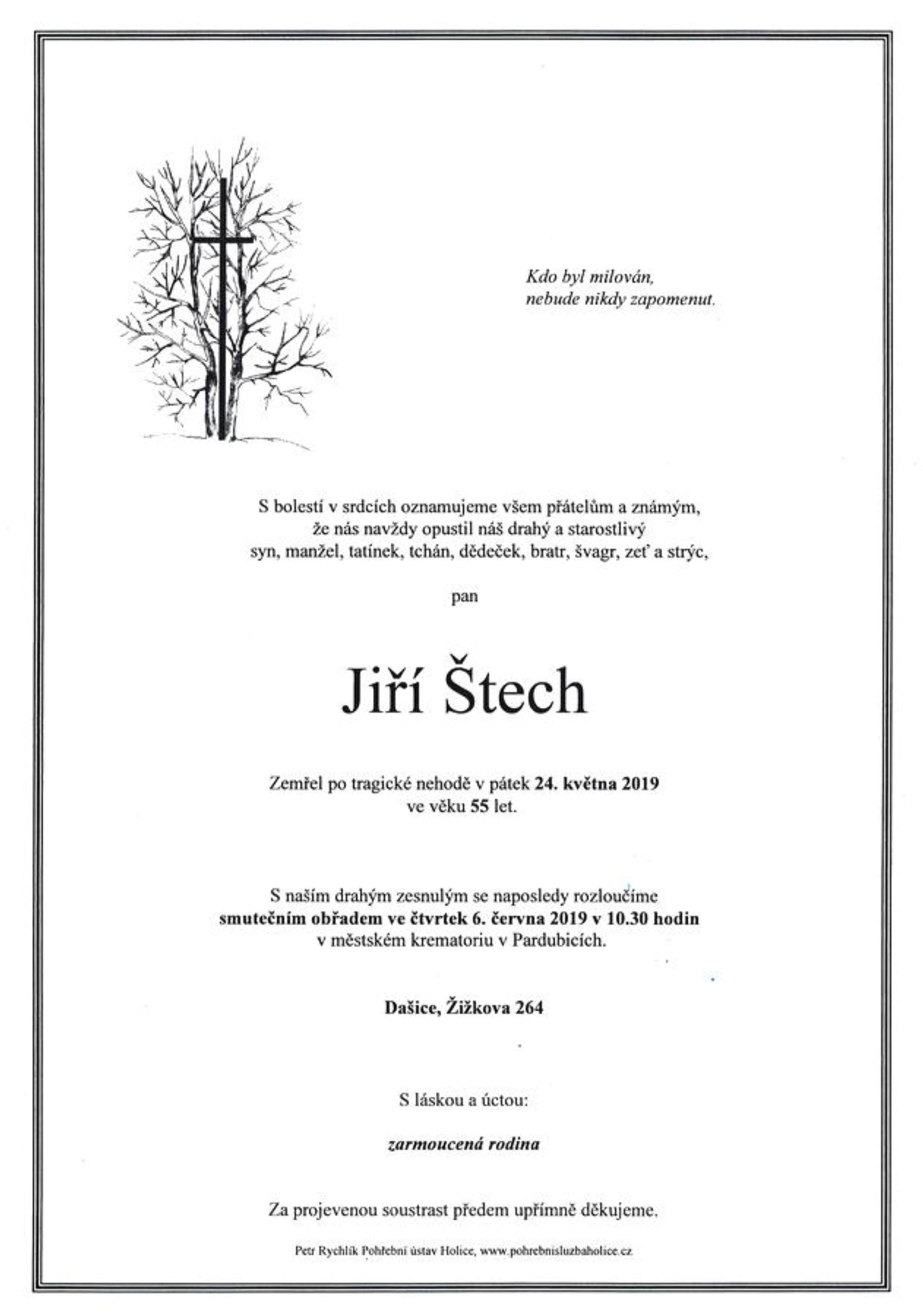 Jiří Štech