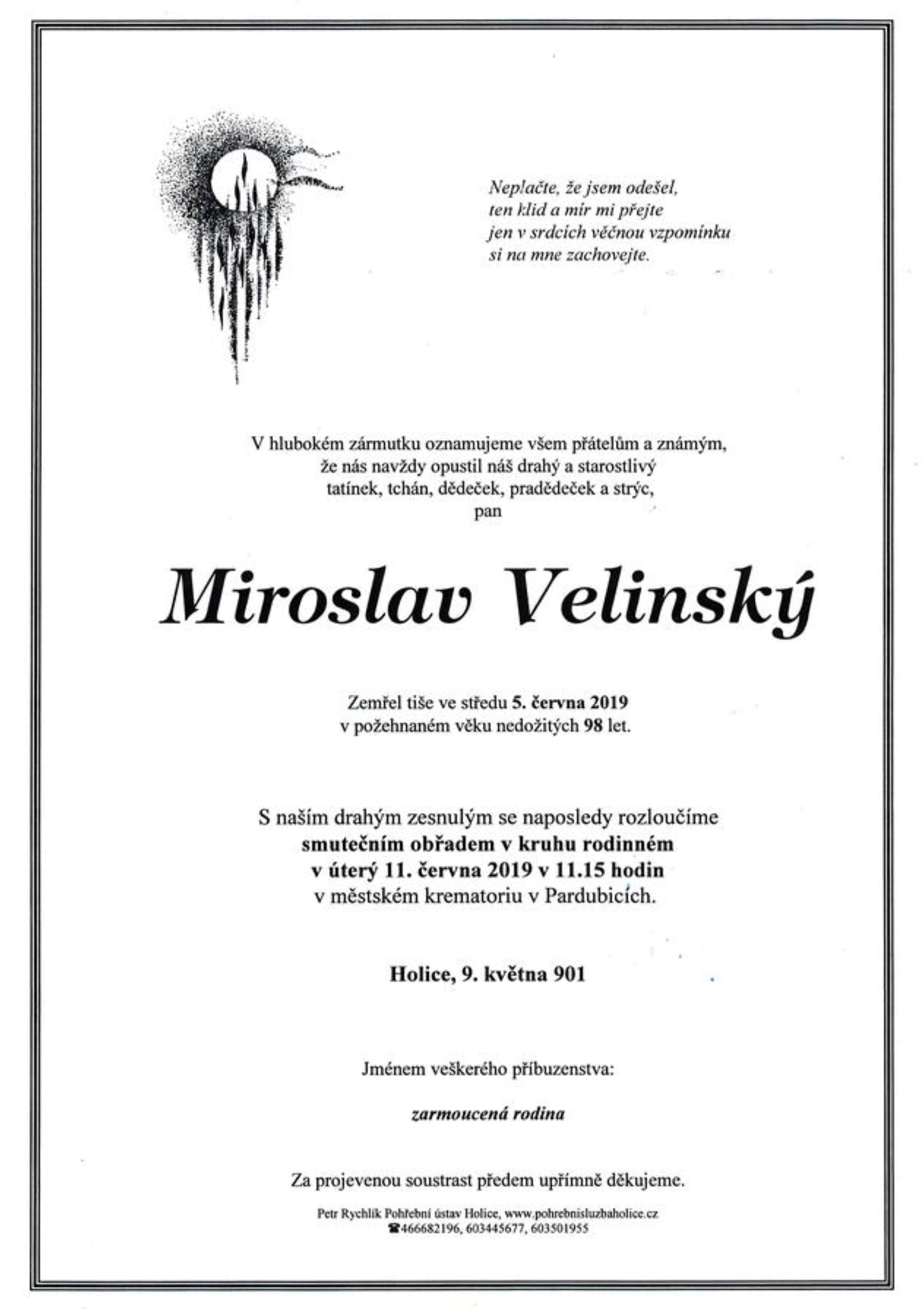 Miroslav Velinský