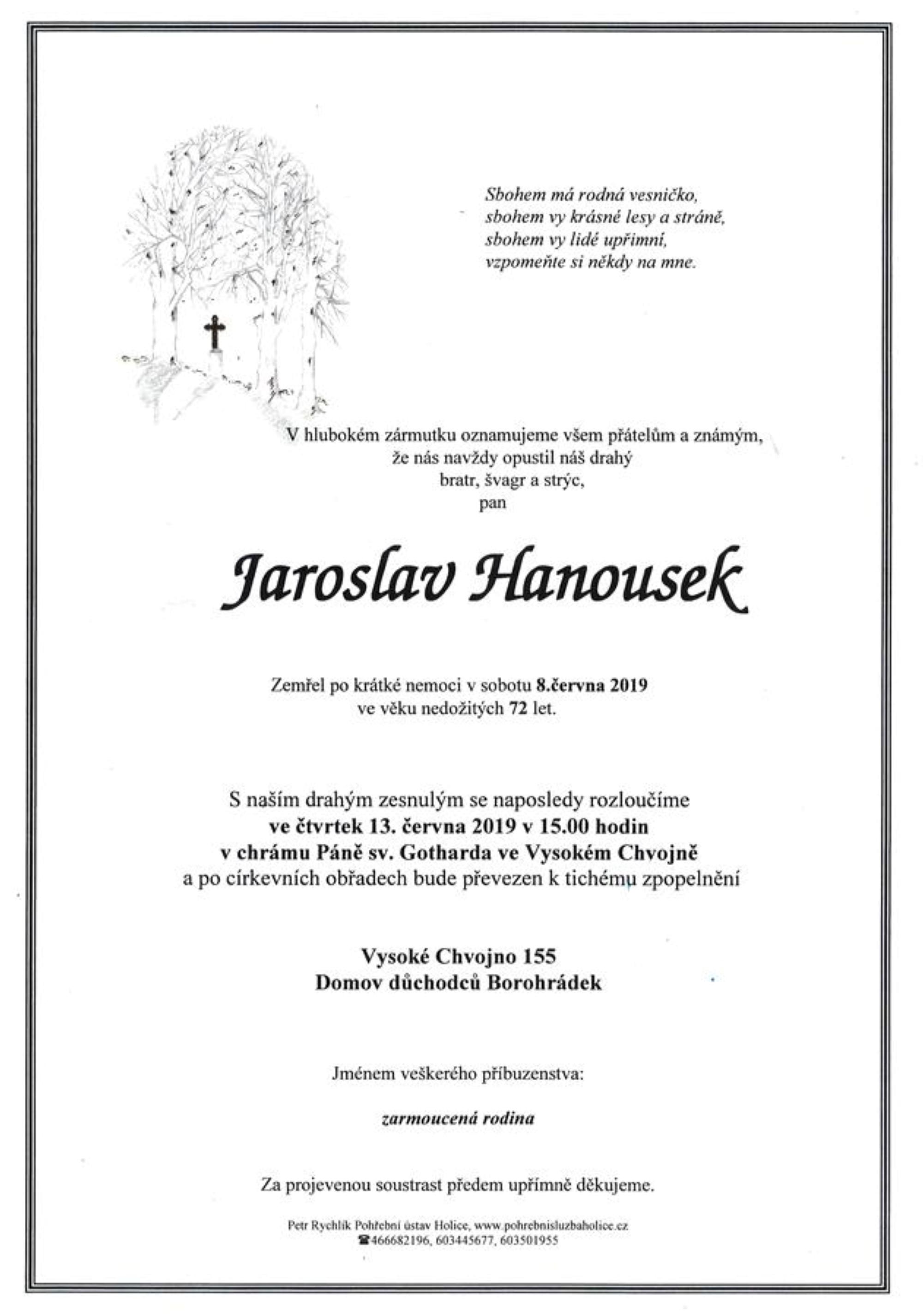 Jaroslav Hanousek