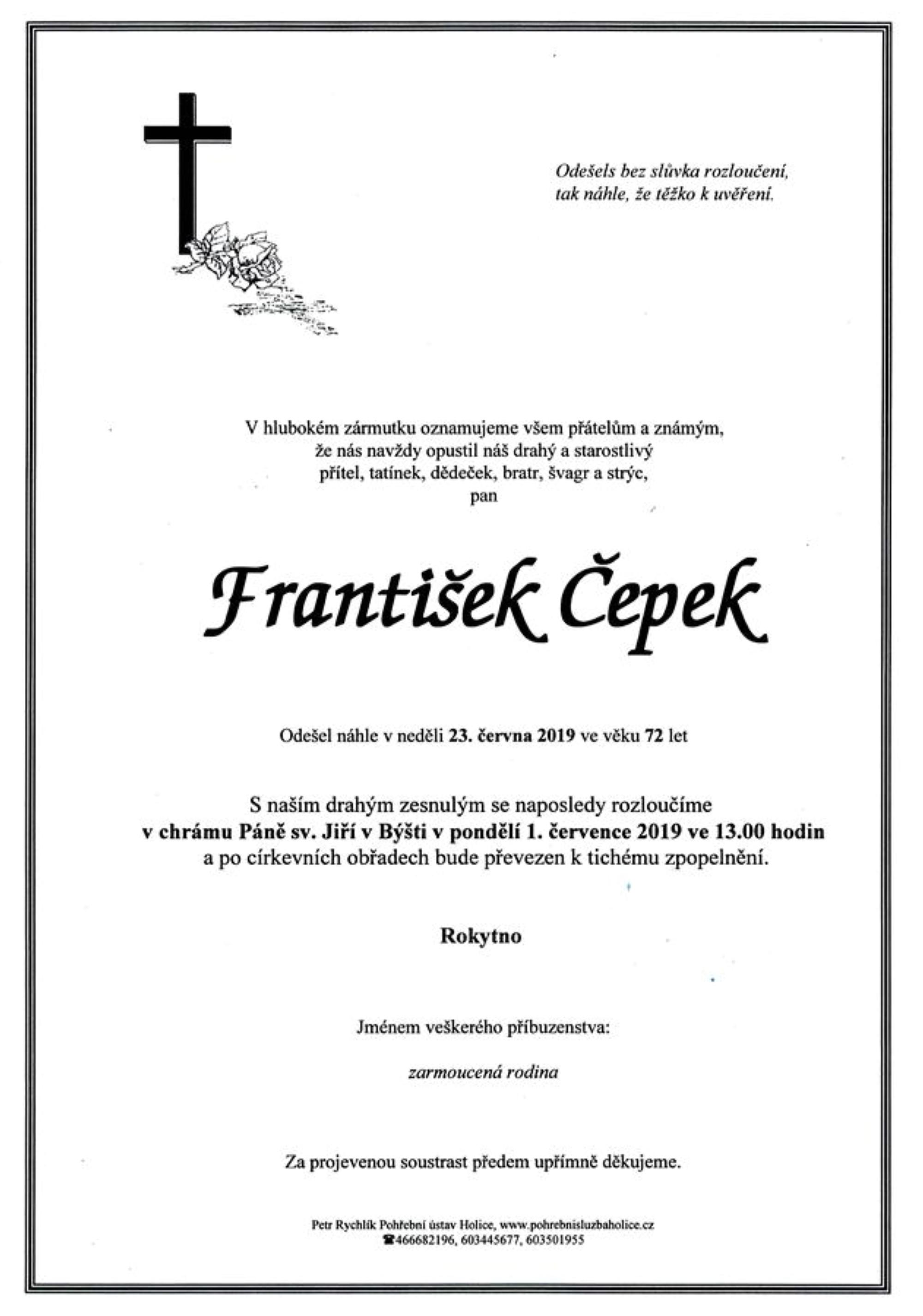 František Čepek