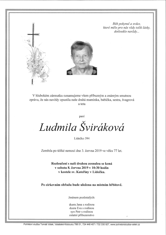 Ludmila Šviráková