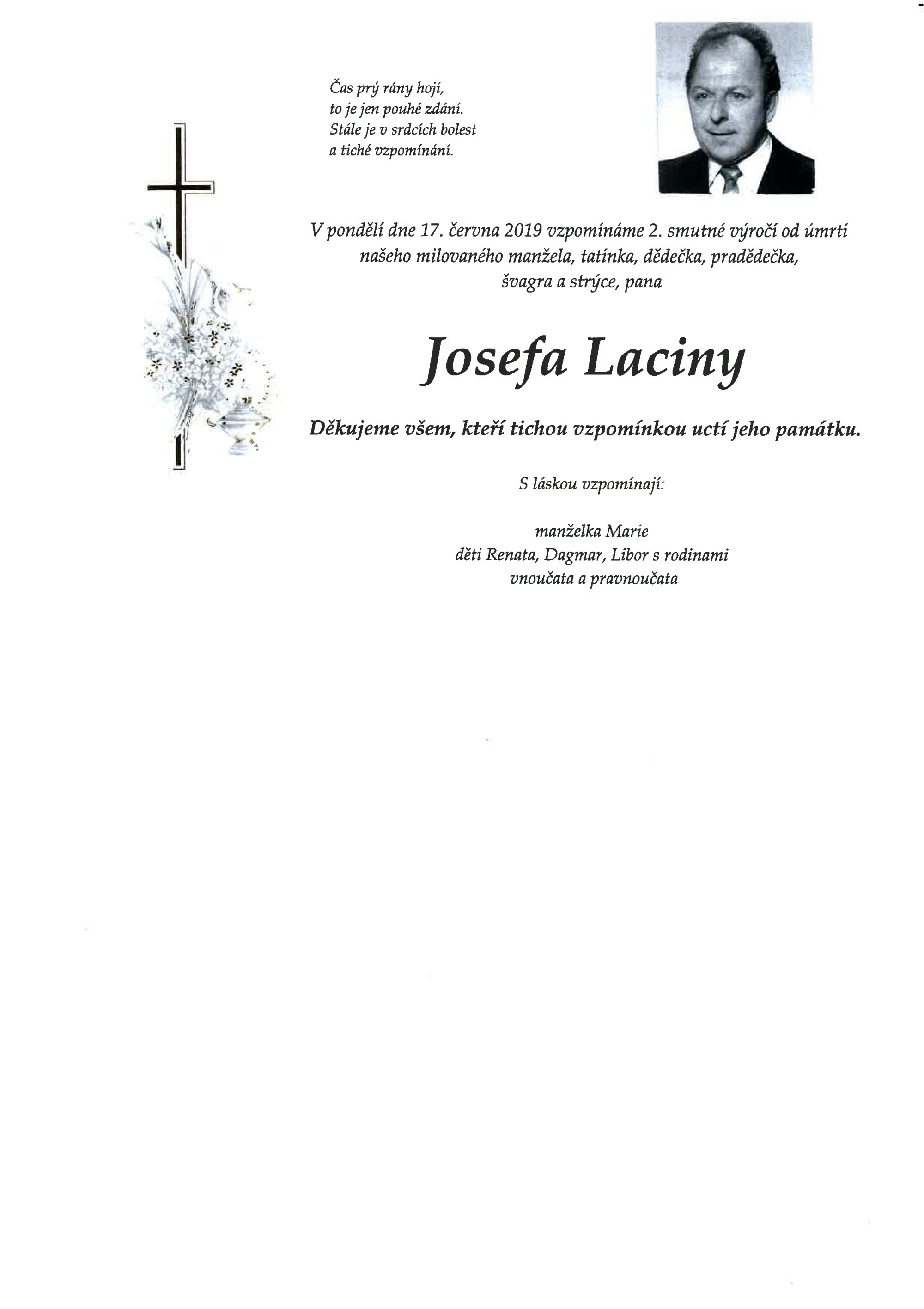 Josef Lacina