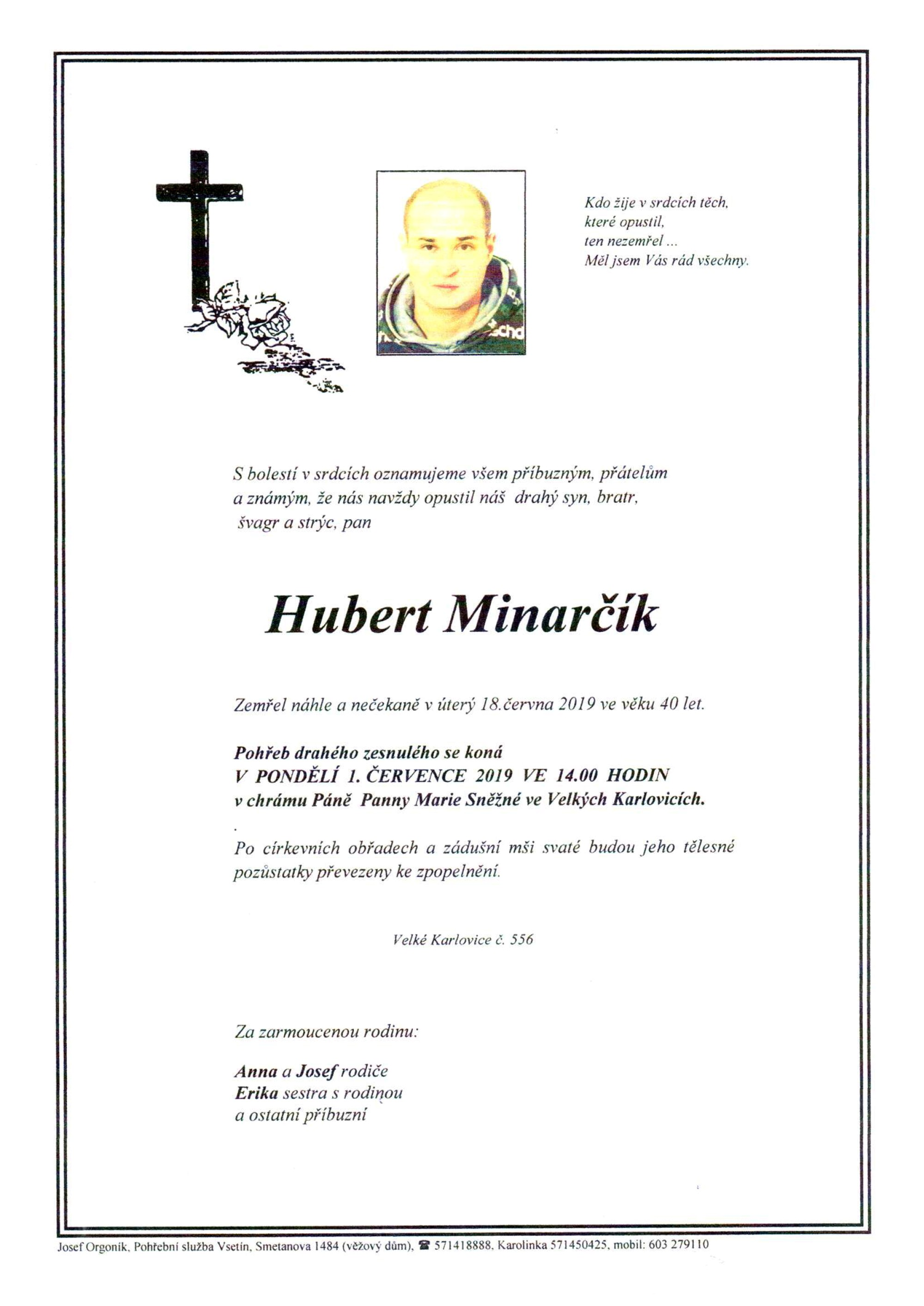 Hubert Minarčík