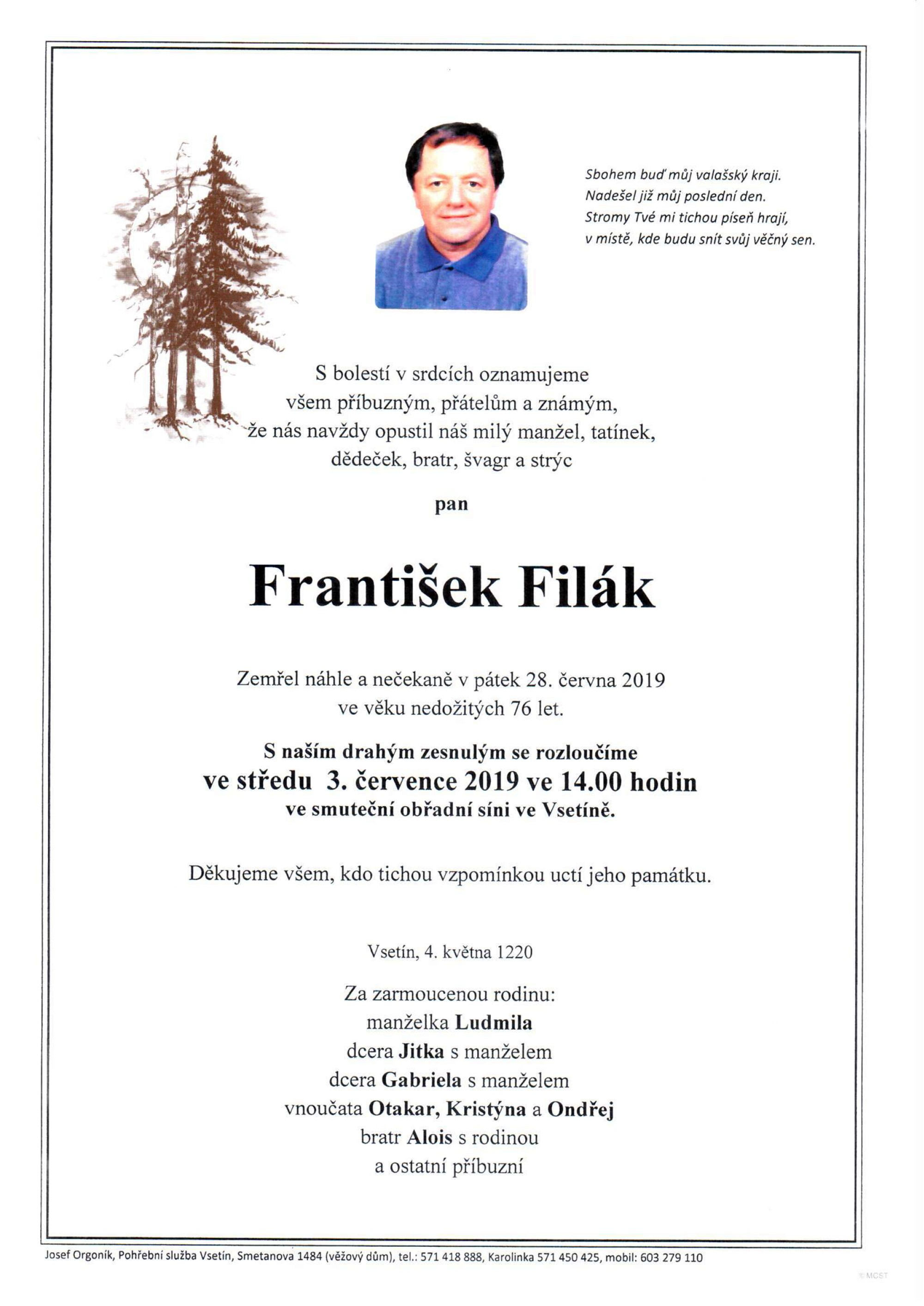 František Filák