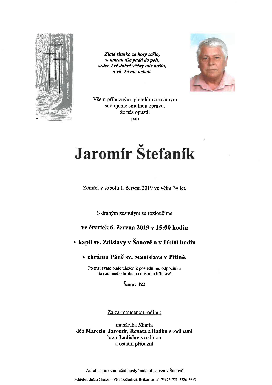 Jaromír Štefaník