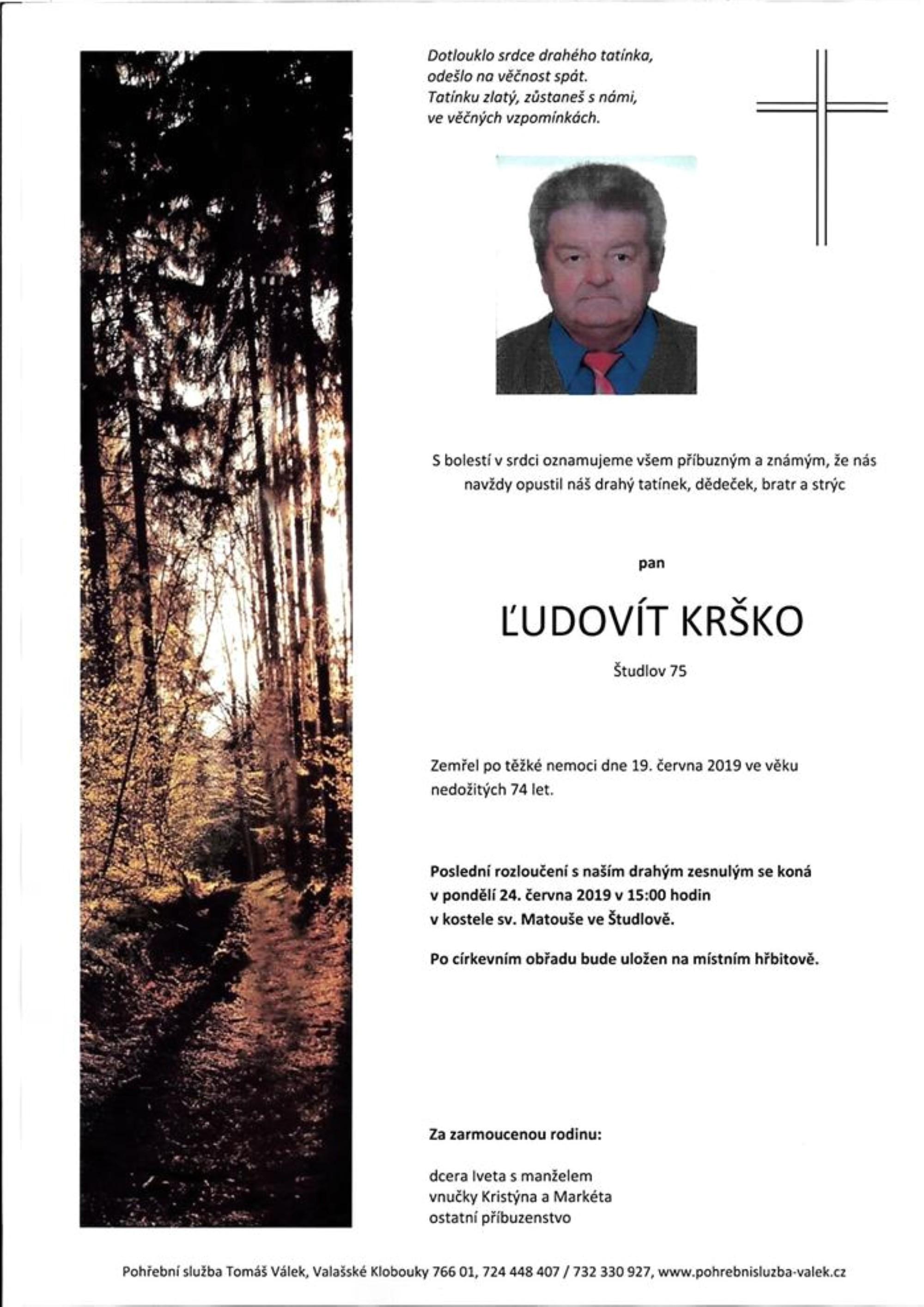 Ľudovít Krško