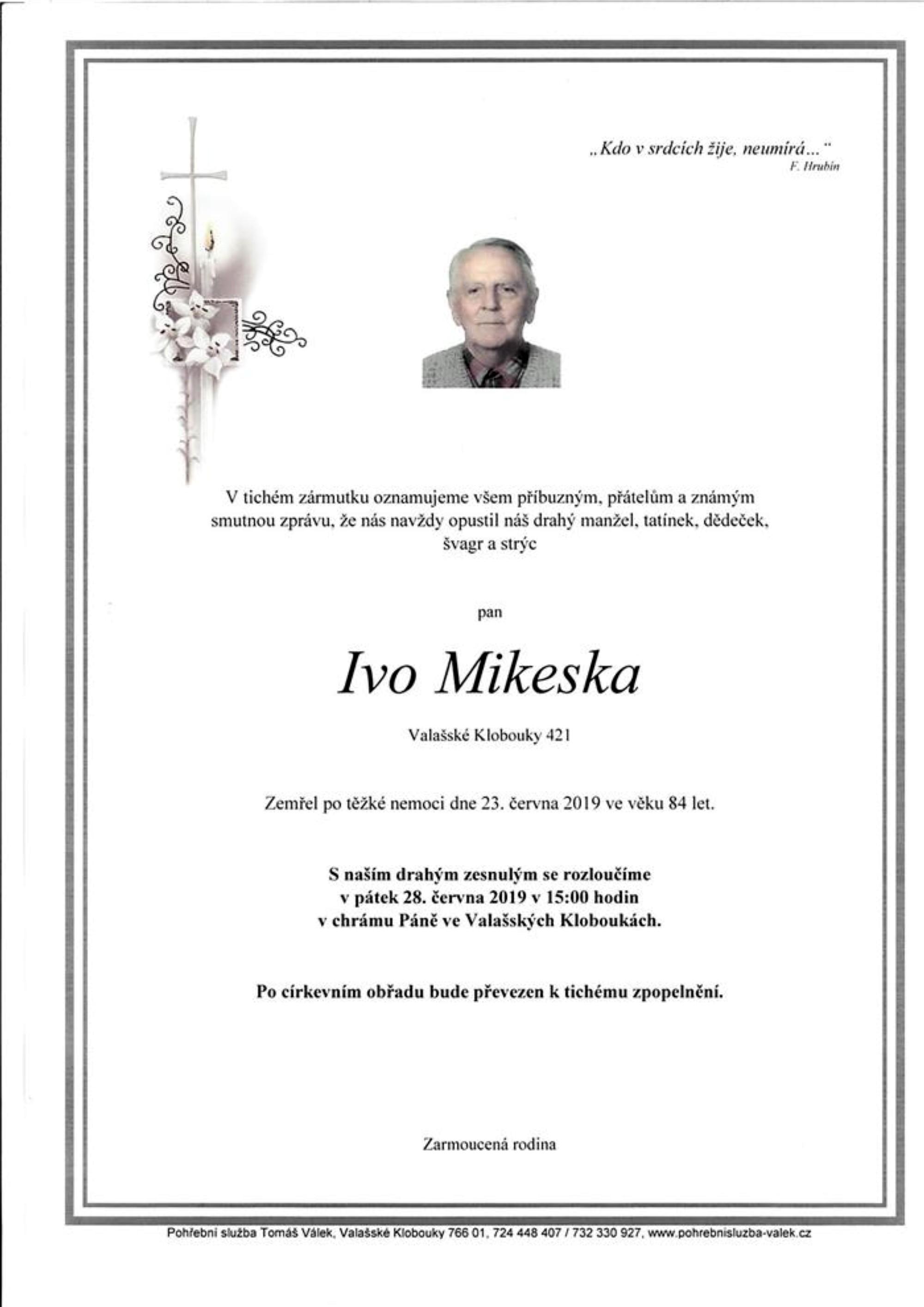 Ivo Mikeska