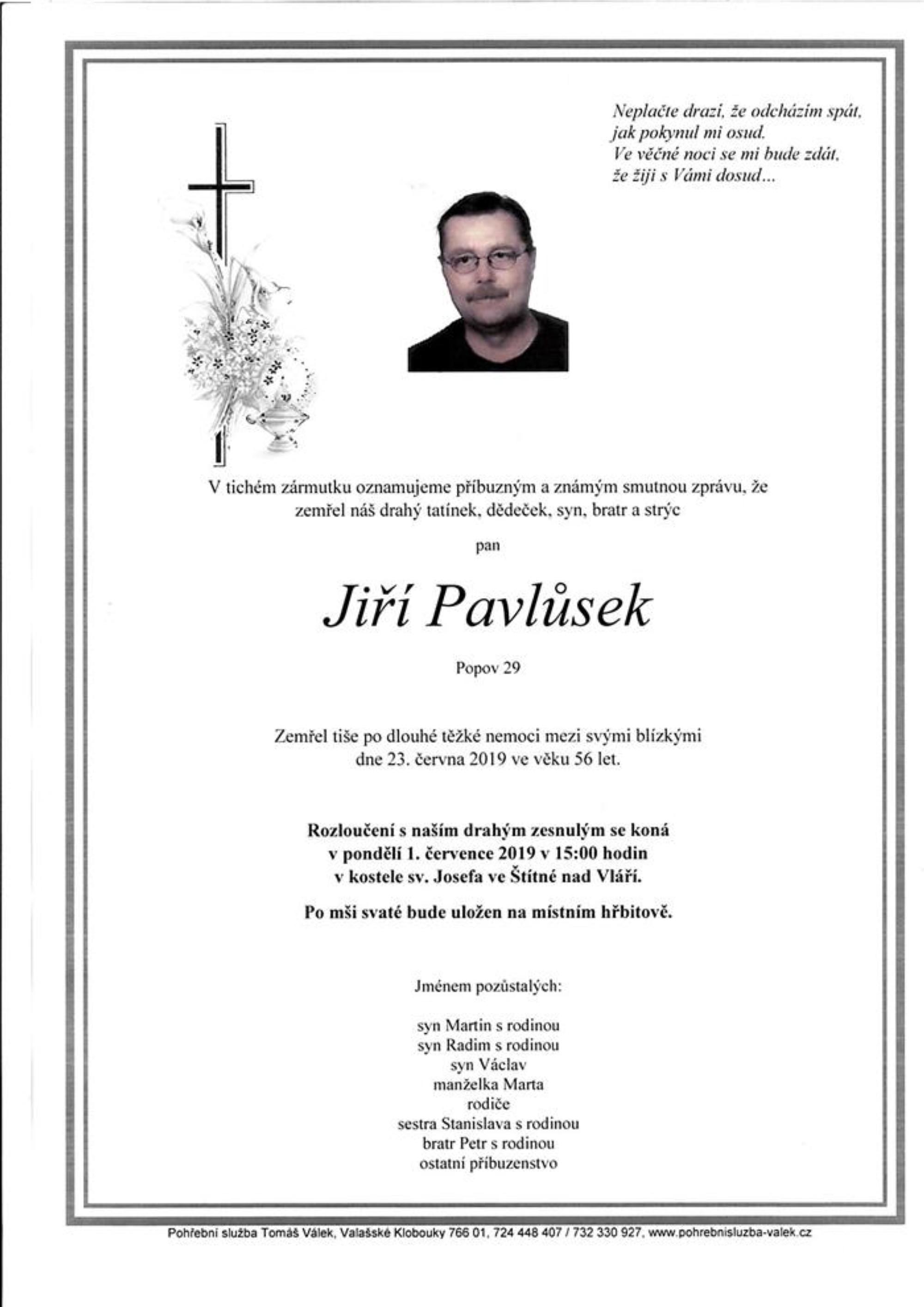 Jiří Pavlůsek